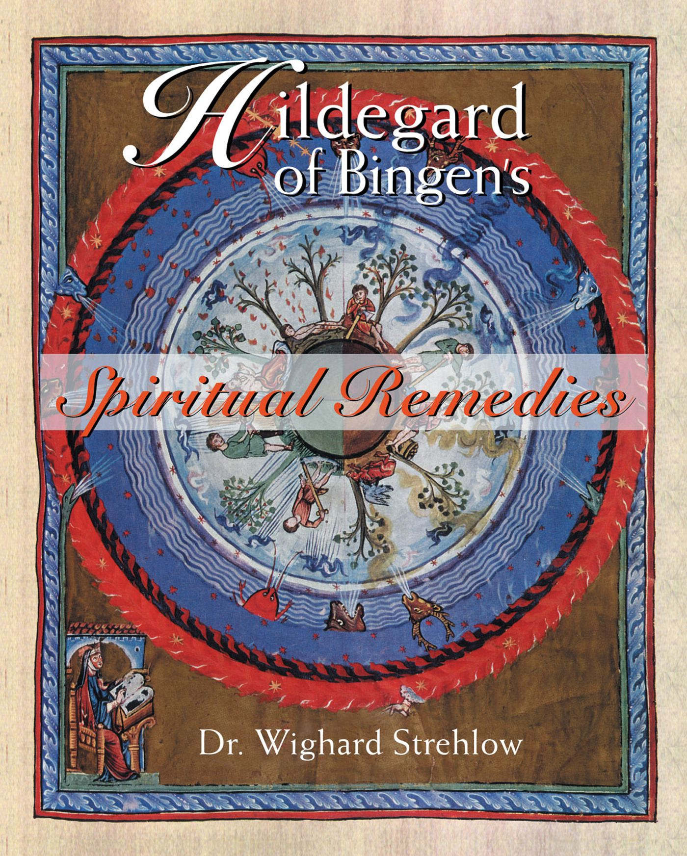 Hildegard of bingens spiritual remedies 9780892819850 hr