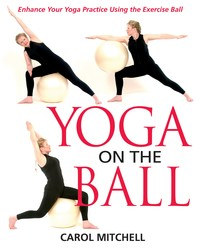 Yoga on the ball 9780892819997