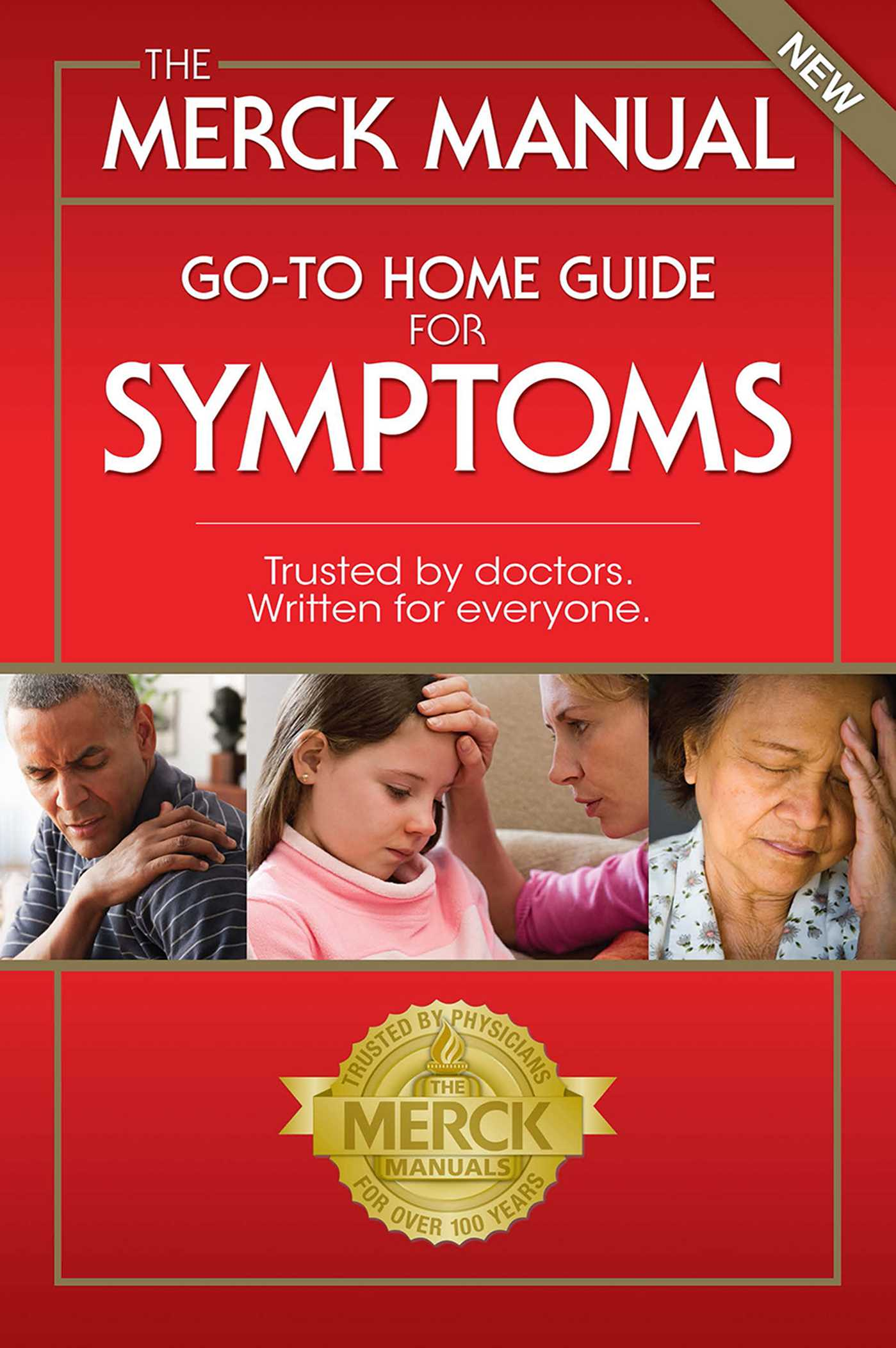 The merck manual go to home guide for symptoms 9780911910582 hr
