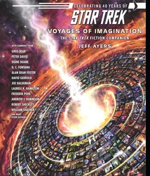 Star Trek: Voyages of Imagination: The Star Trek Fiction Companion