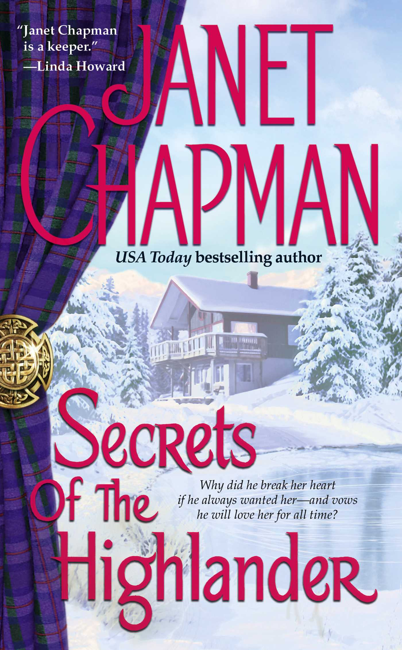 Secrets of the highlander 9781416505297 hr