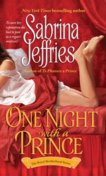 One Night With a Prince book cover