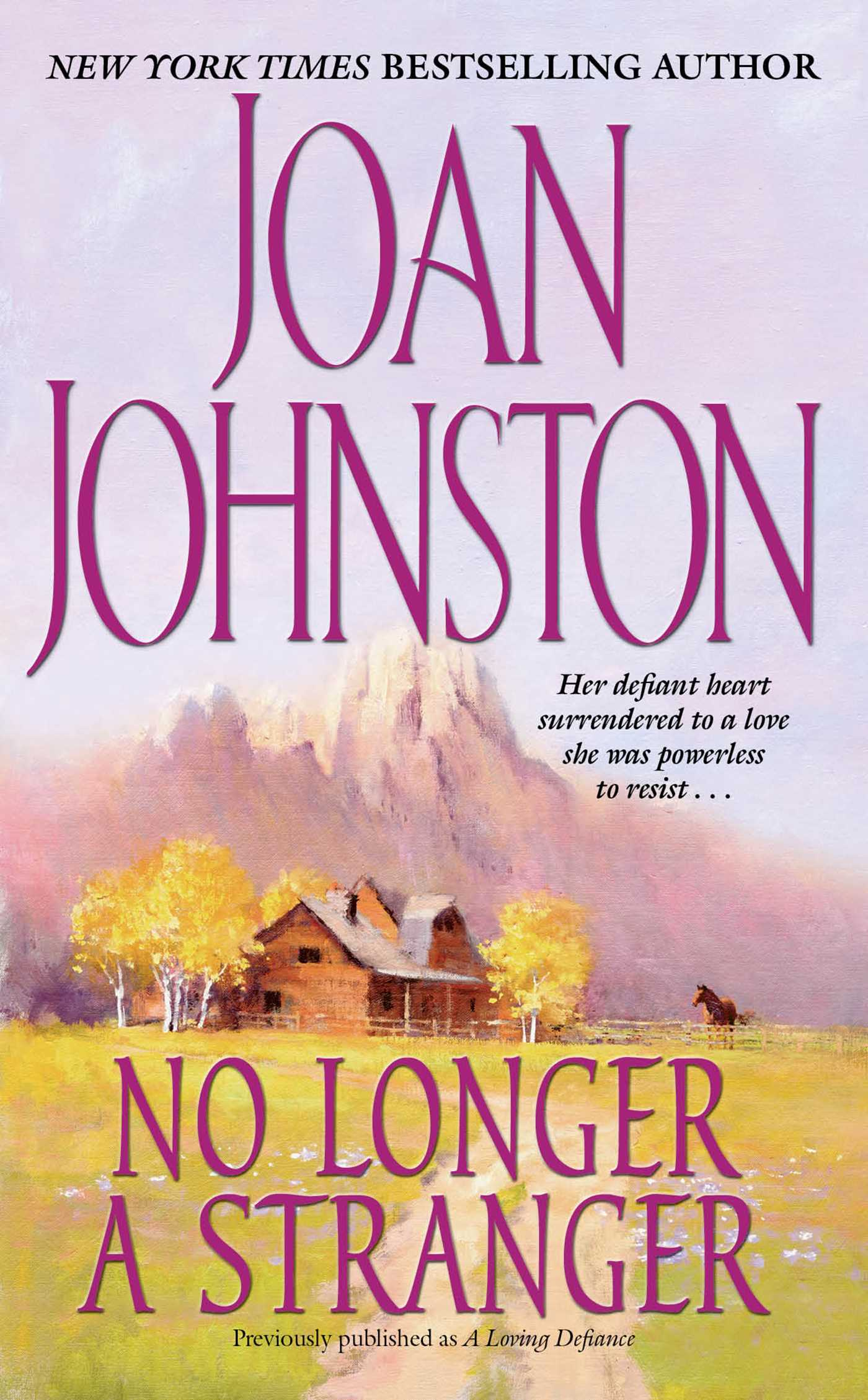 The Next Mrs. Blackthorne (Bitter Creek, No. 6) by Joan Johnston