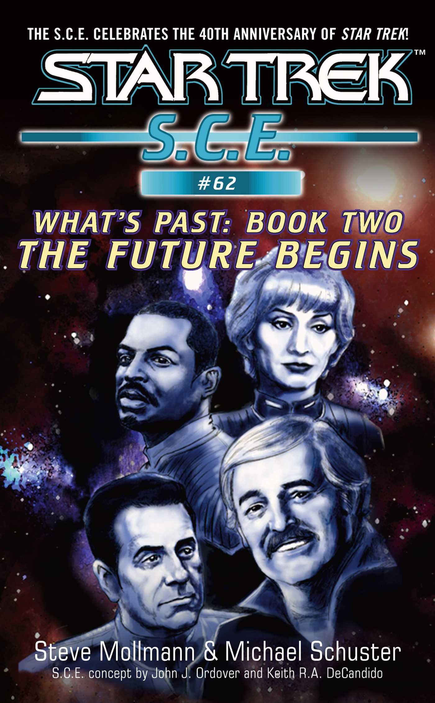 Star trek future begins 9781416520467 hr