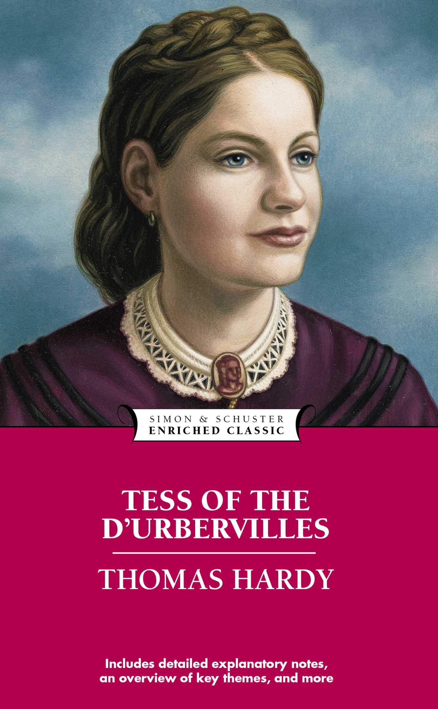Tess of the durbervilles 9781416523673 hr