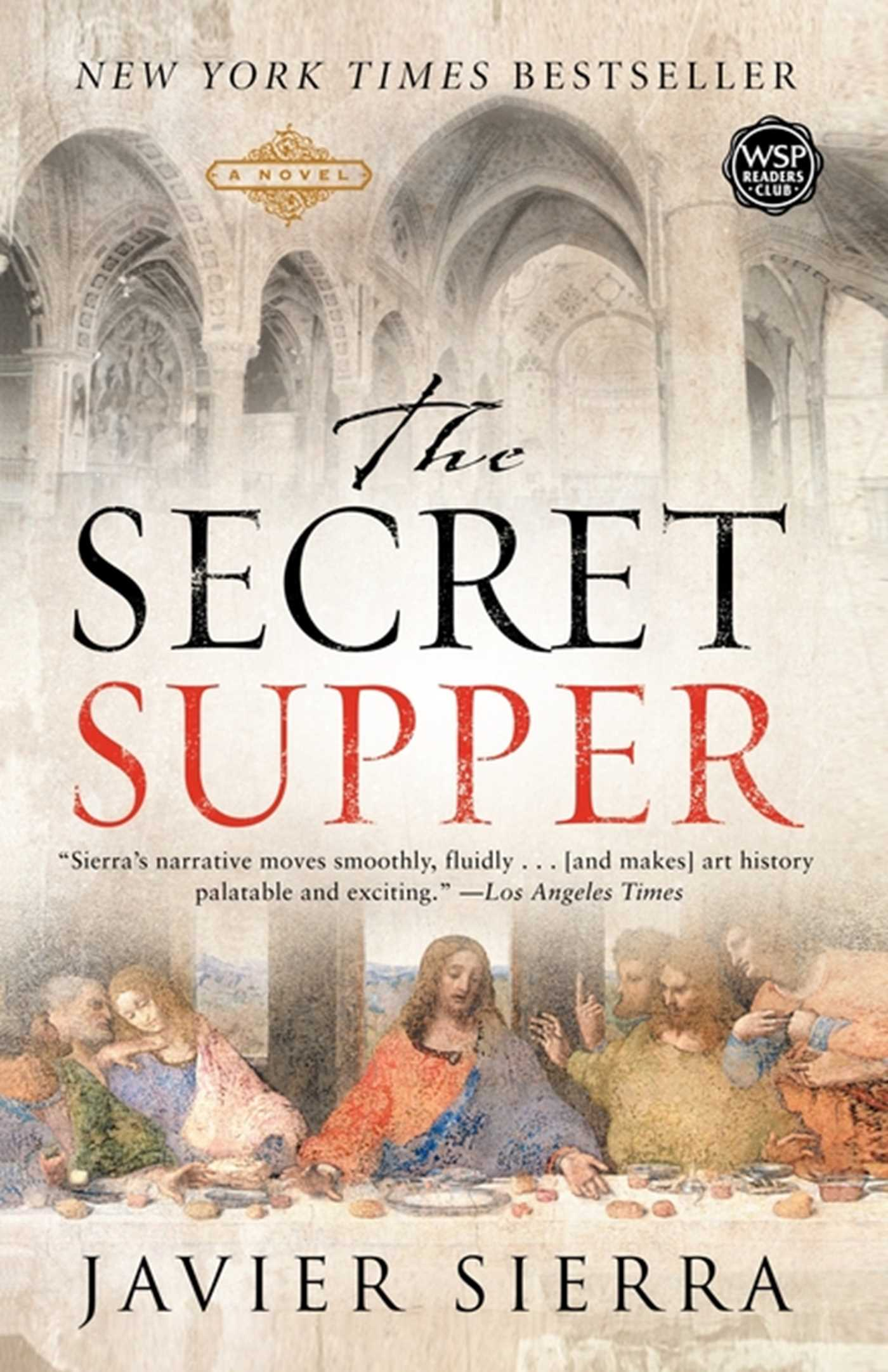 The secret supper 9781416524670 hr