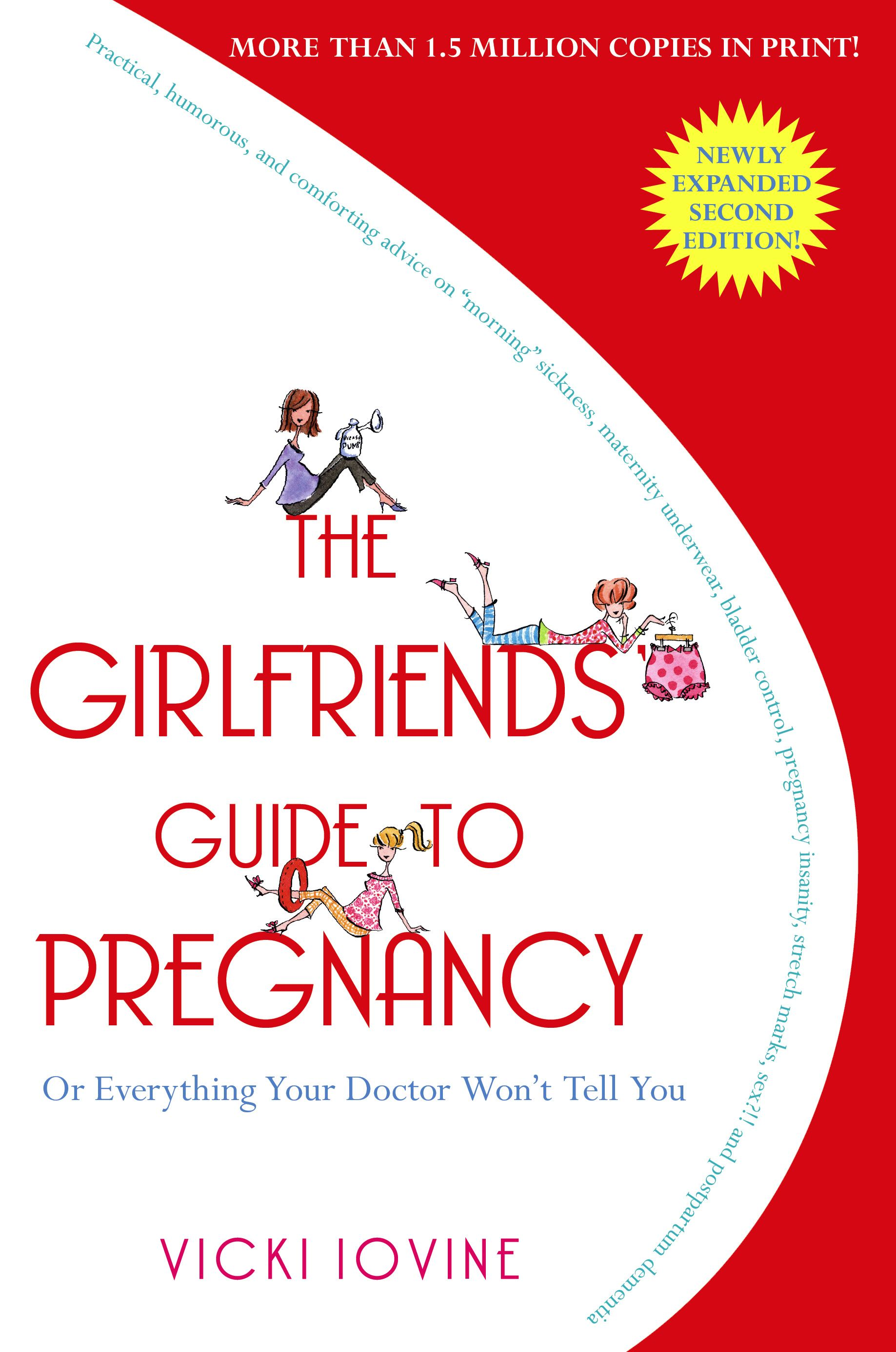 The girlfriends guide to pregnancy 9781416524724 hr