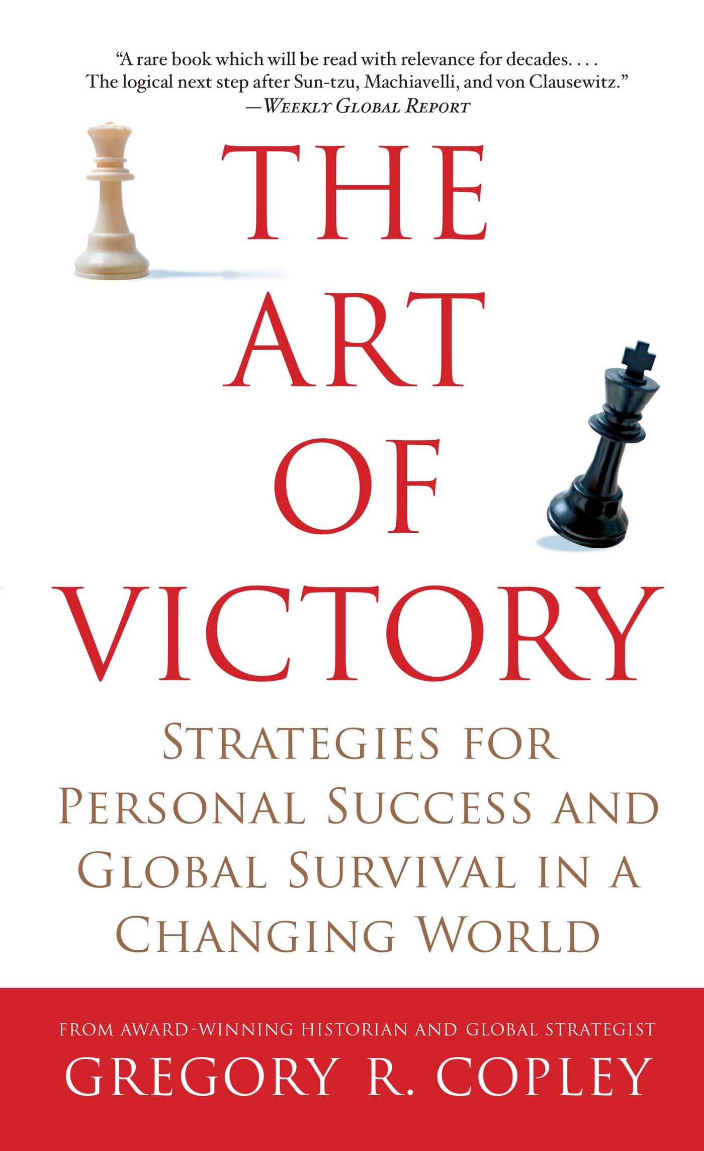 The art of victory 9781416524786 hr