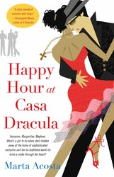 Happy Hour at Casa Dracula book cover
