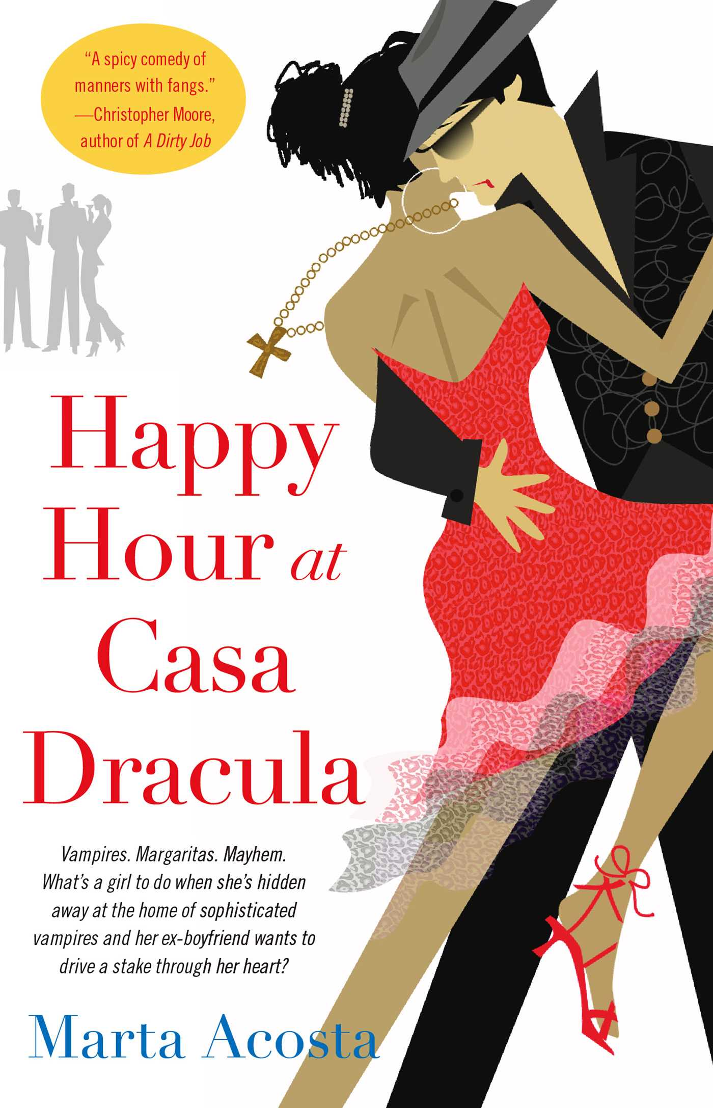 Happy hour at casa dracula 9781416525318 hr
