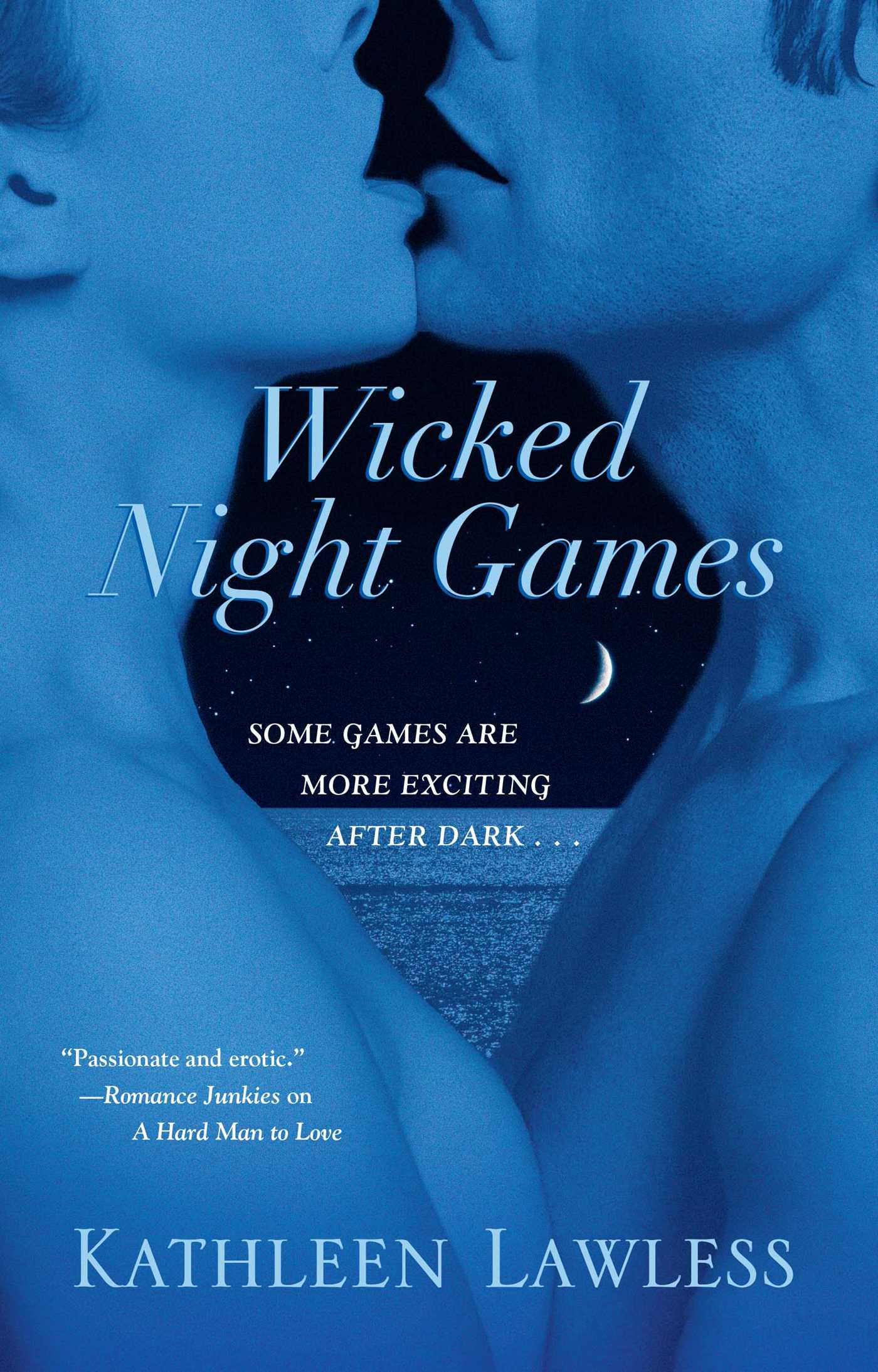 Wicked night games 9781416532736 hr