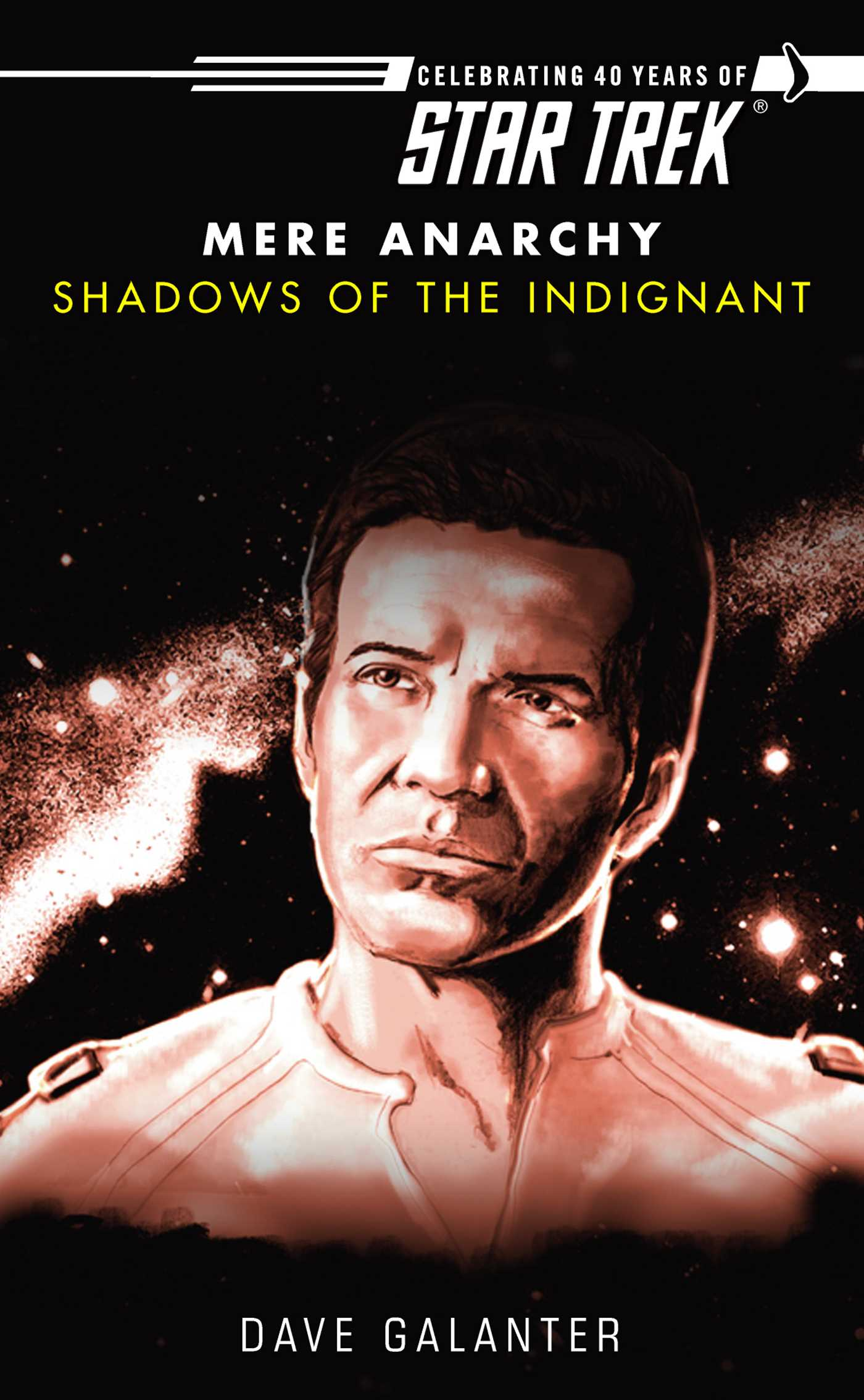 Star trek shadows of the indignant 9781416534532 hr