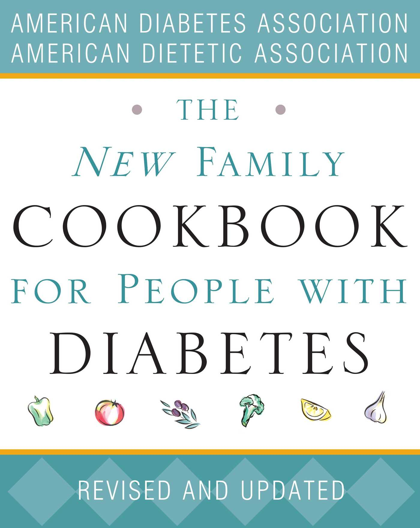 The new family cookbook for people with diabetes 9781416536079 hr