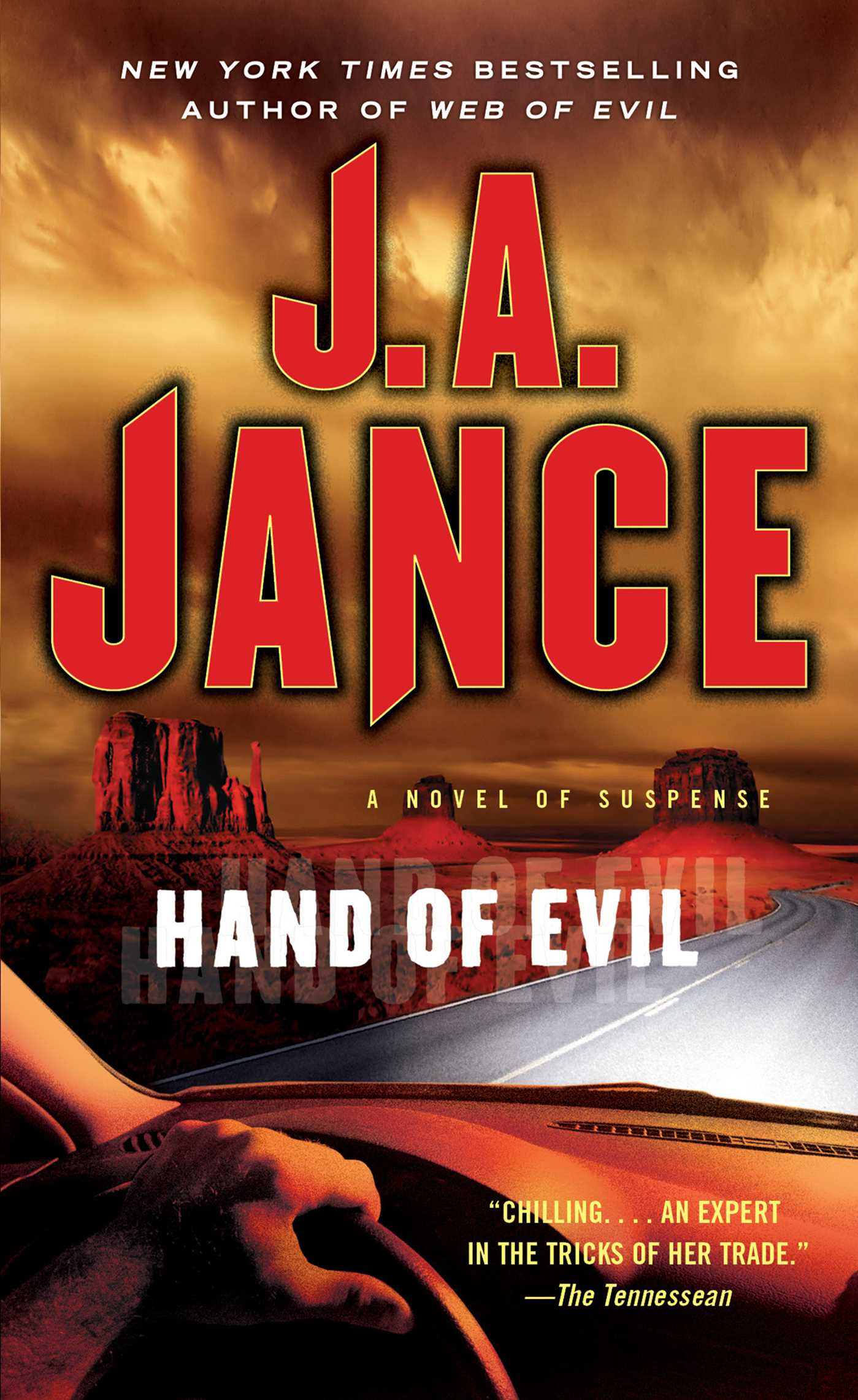 Hand of evil 9781416537748 hr