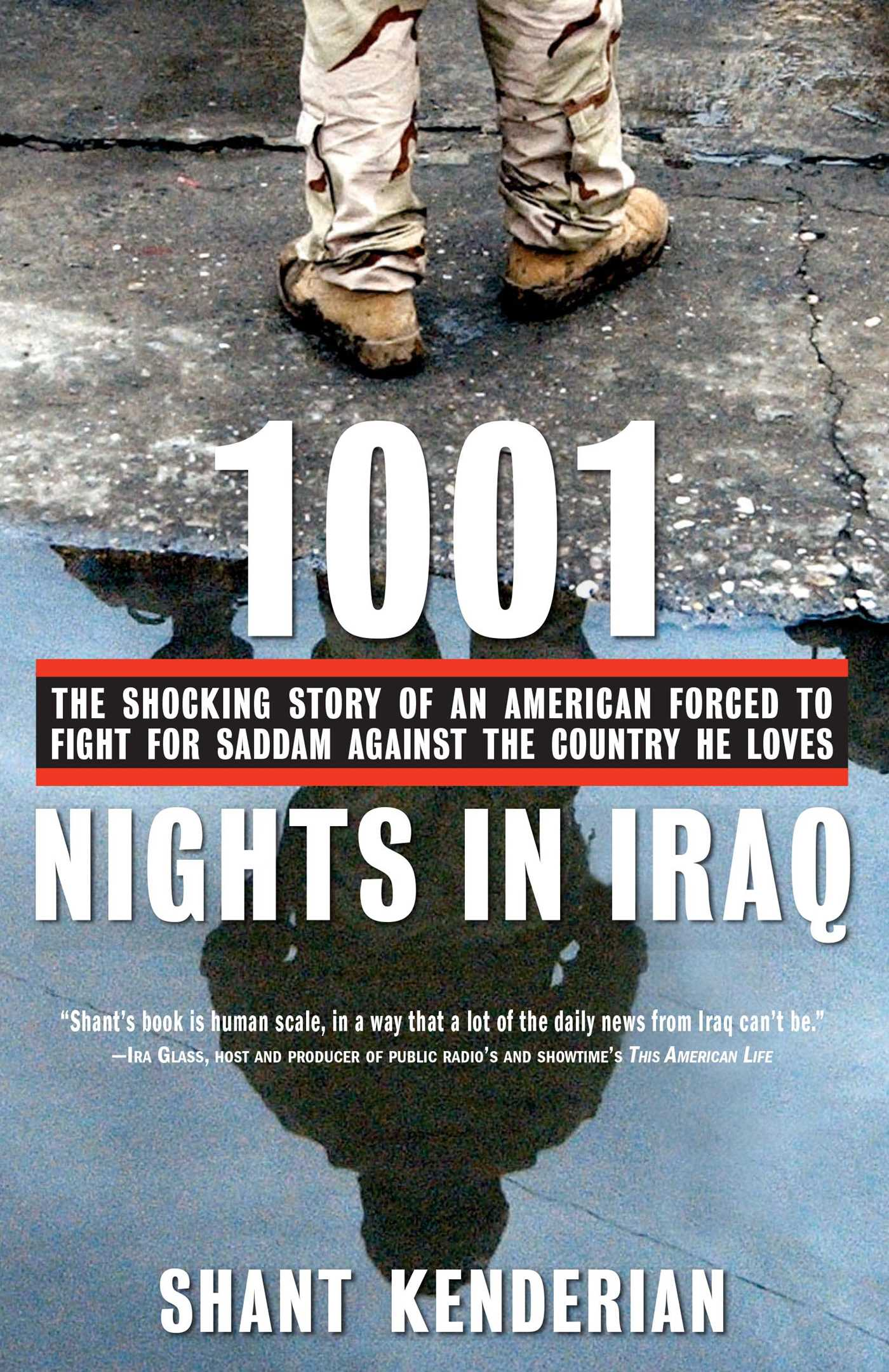 1001 nights in iraq 9781416540199 hr