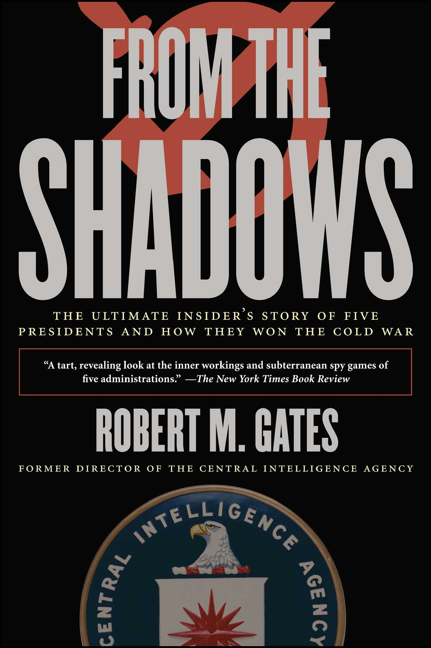 From the shadows 9781416543367 hr