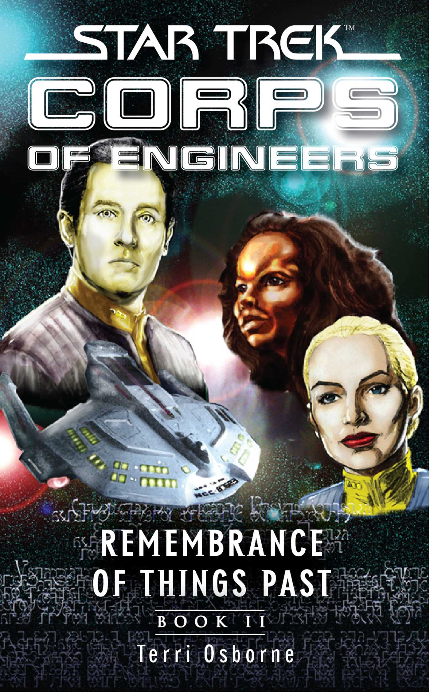 Star trek remembrance of things past 9781416544098 hr