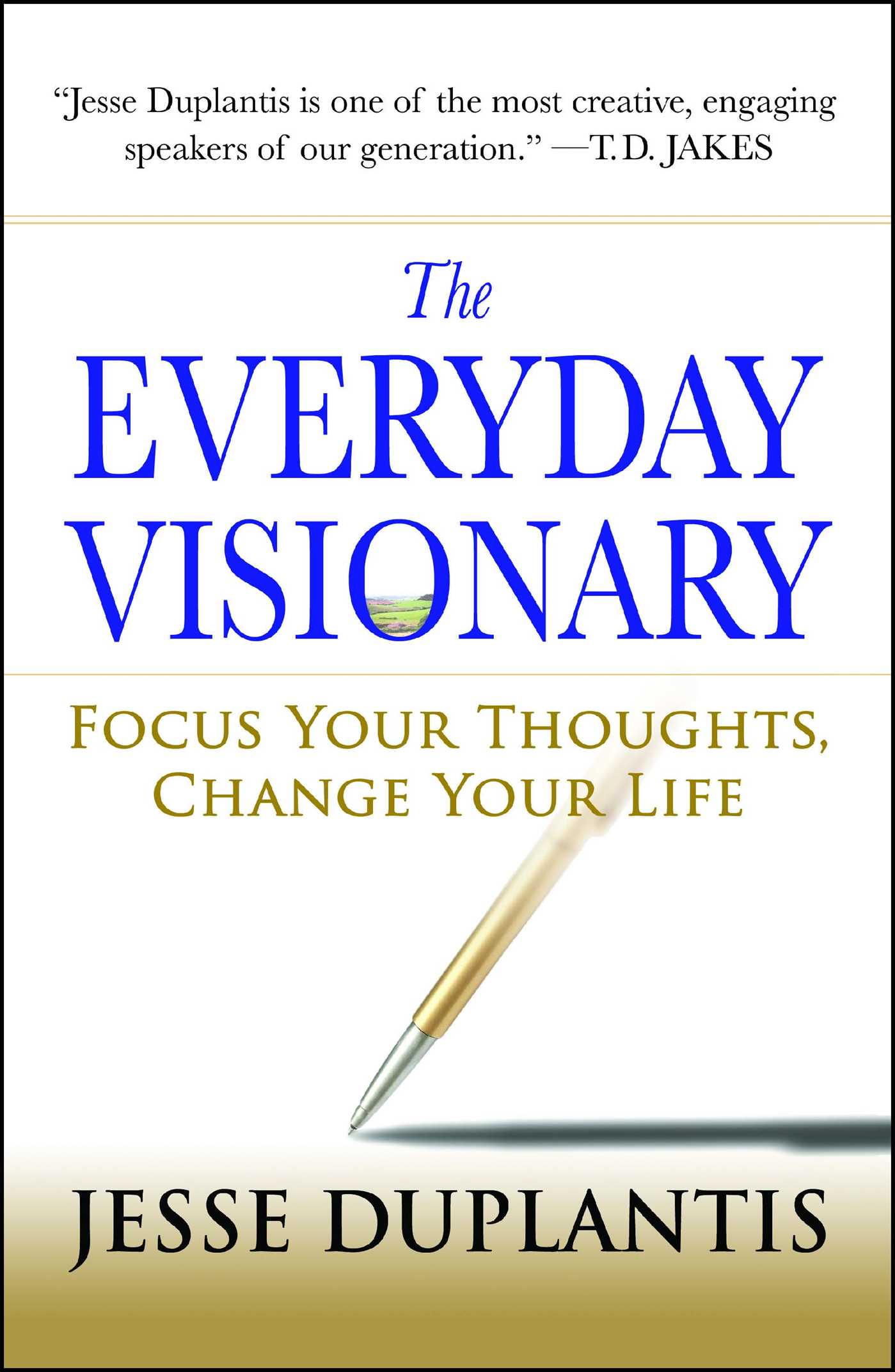The everyday visionary 9781416549772 hr