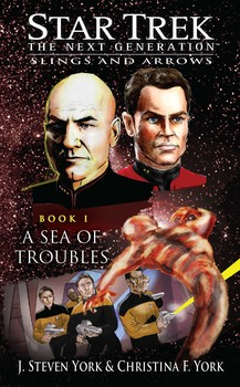 Star Trek: The Next Generation: A Sea of Troubles