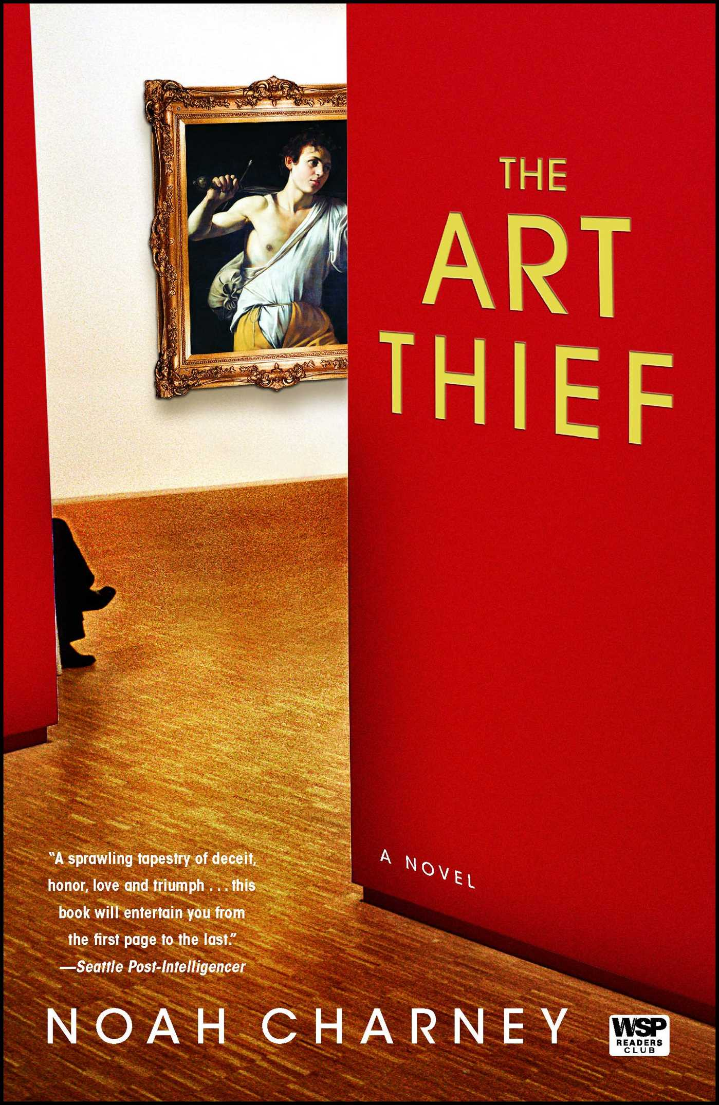 The art thief 9781416550310 hr