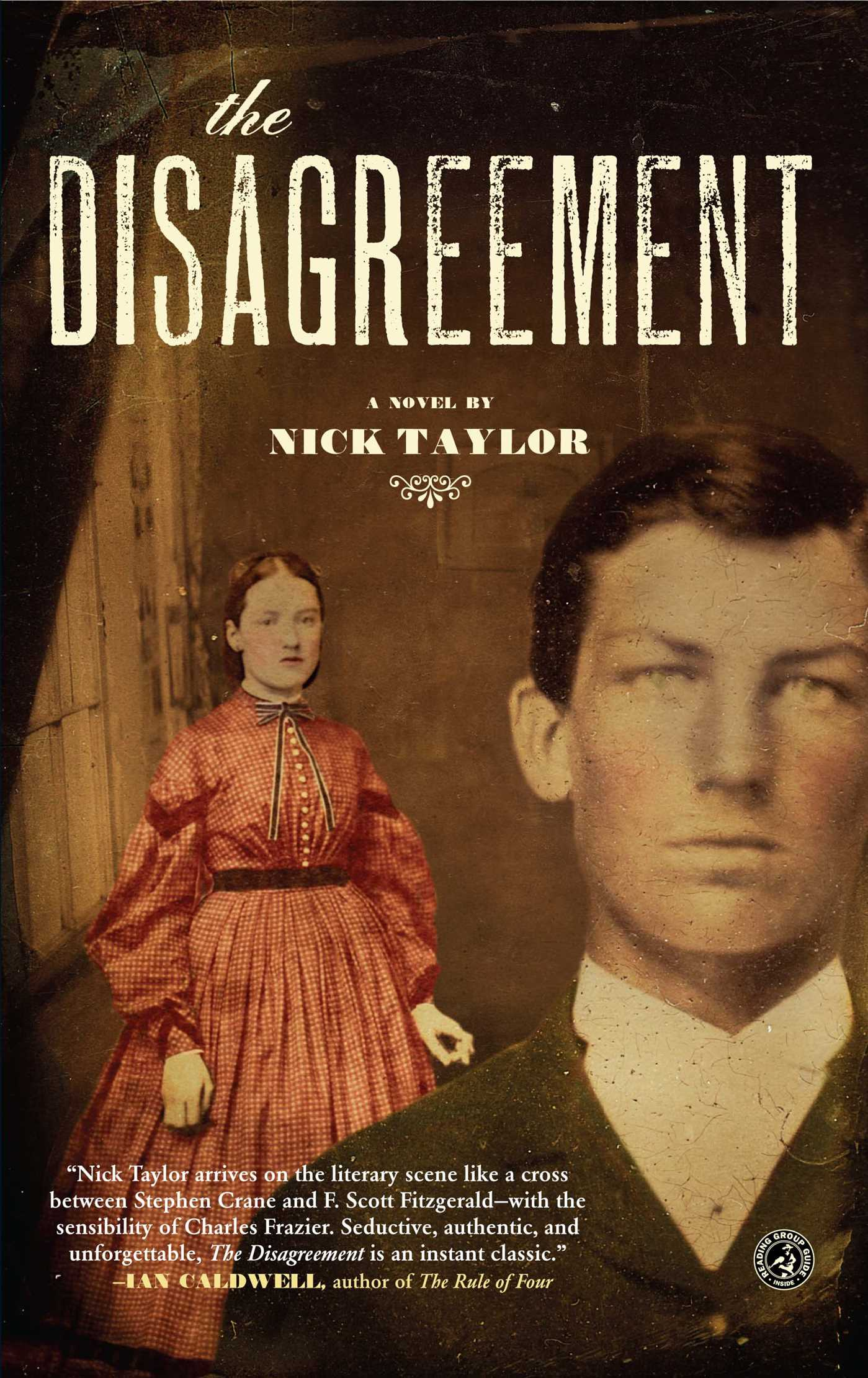 The disagreement 9781416550662 hr