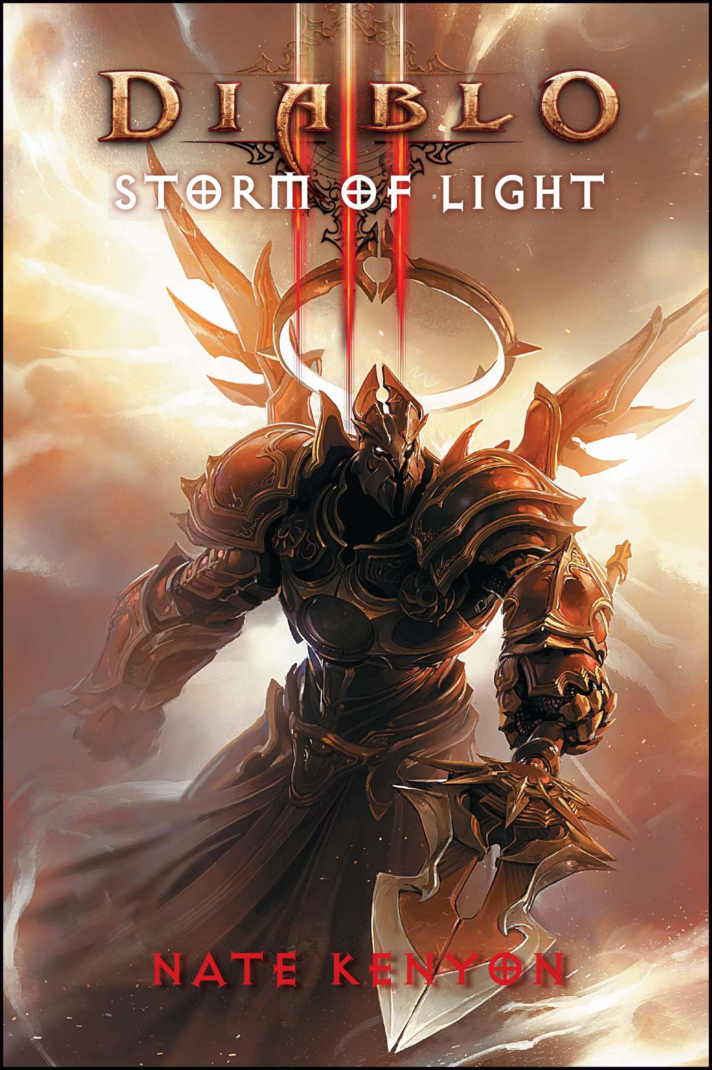 Diablo iii storm of light 9781416550808 hr