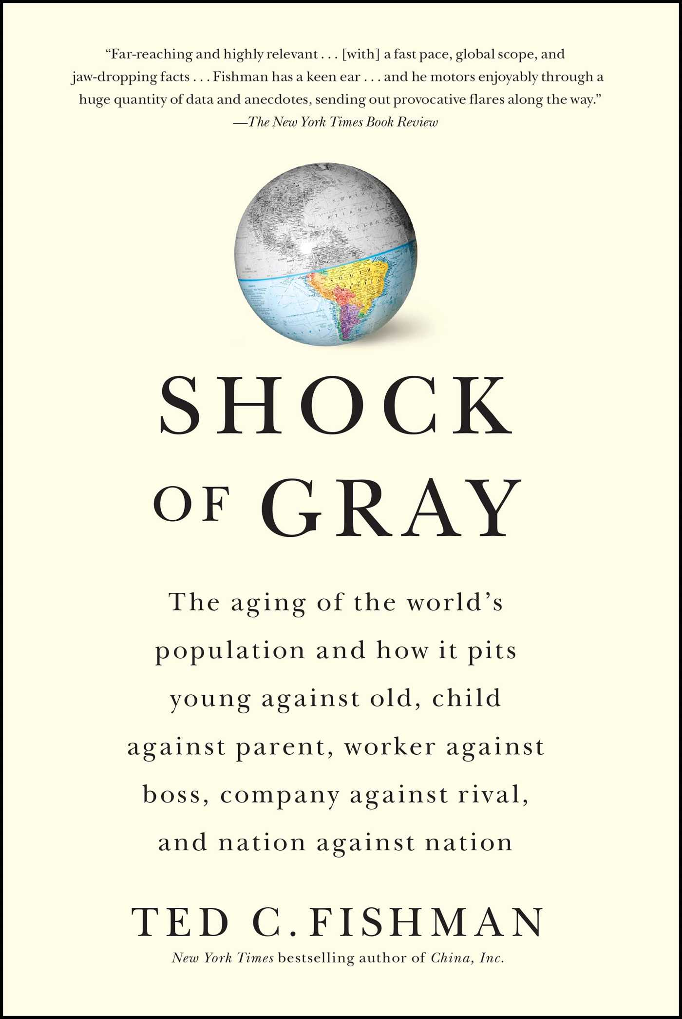 Shock of gray 9781416551034 hr