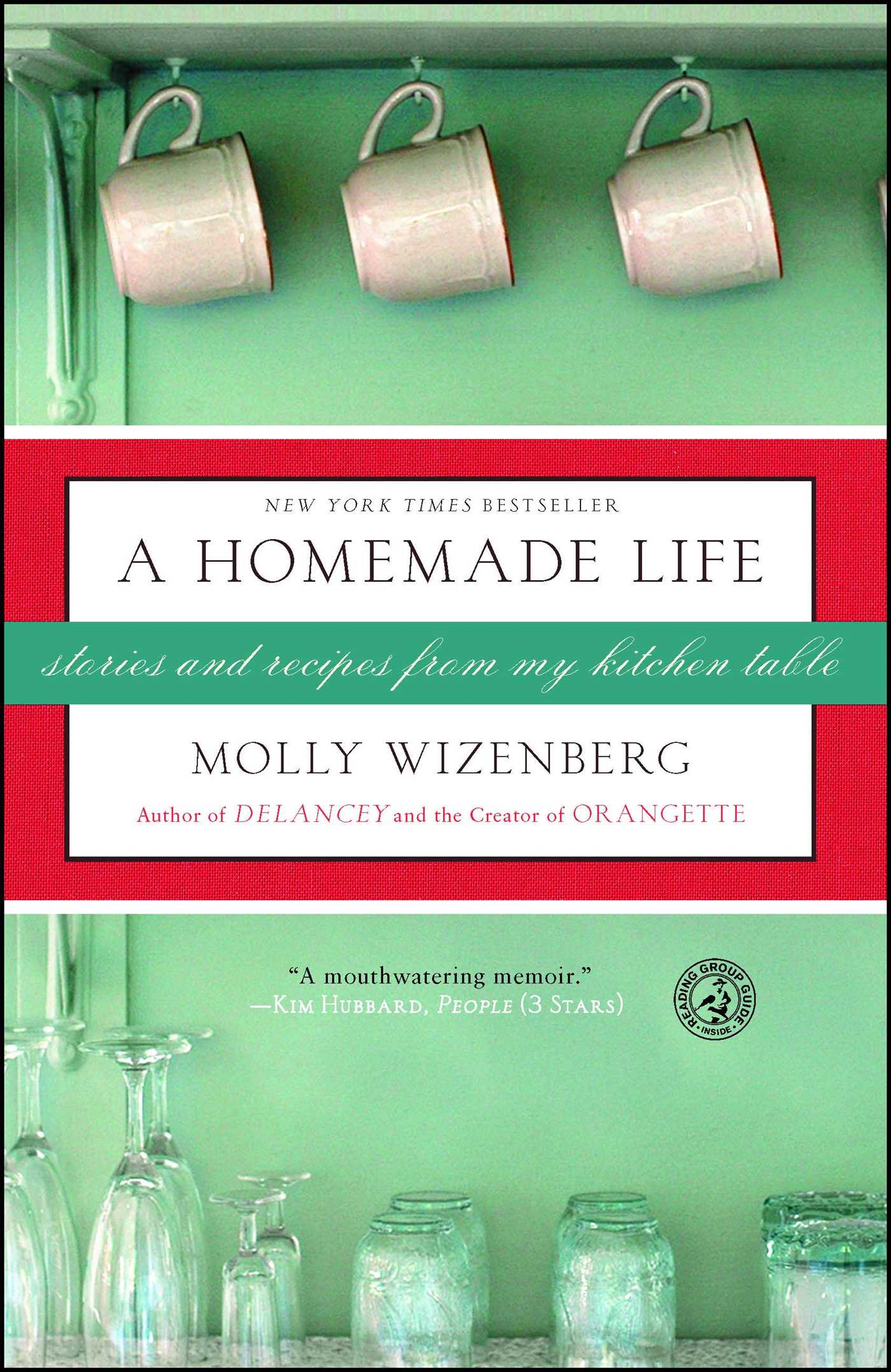A homemade life 9781416551065 hr