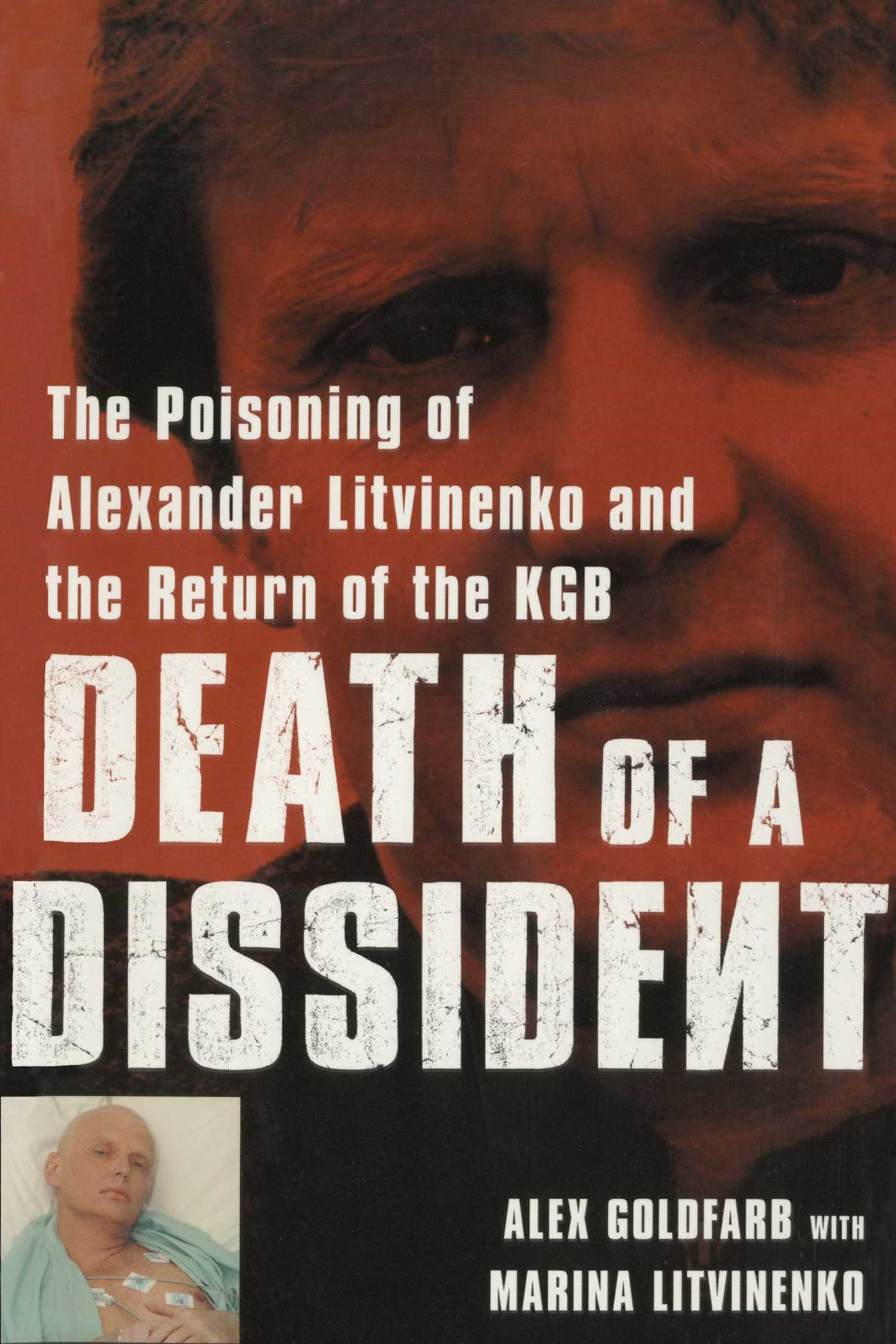 Death of a dissident 9781416552024 hr