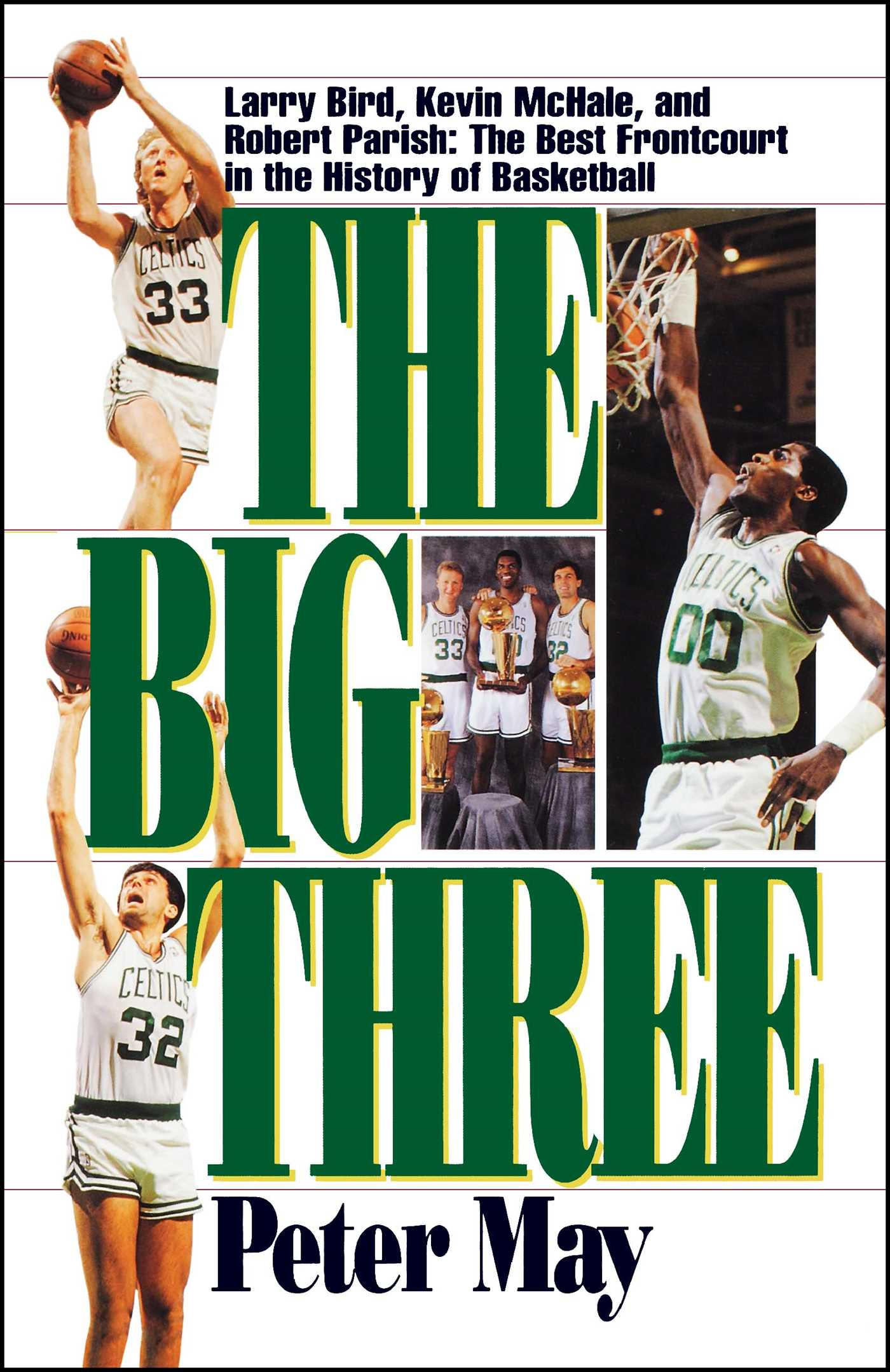 The big three 9781416552079 hr