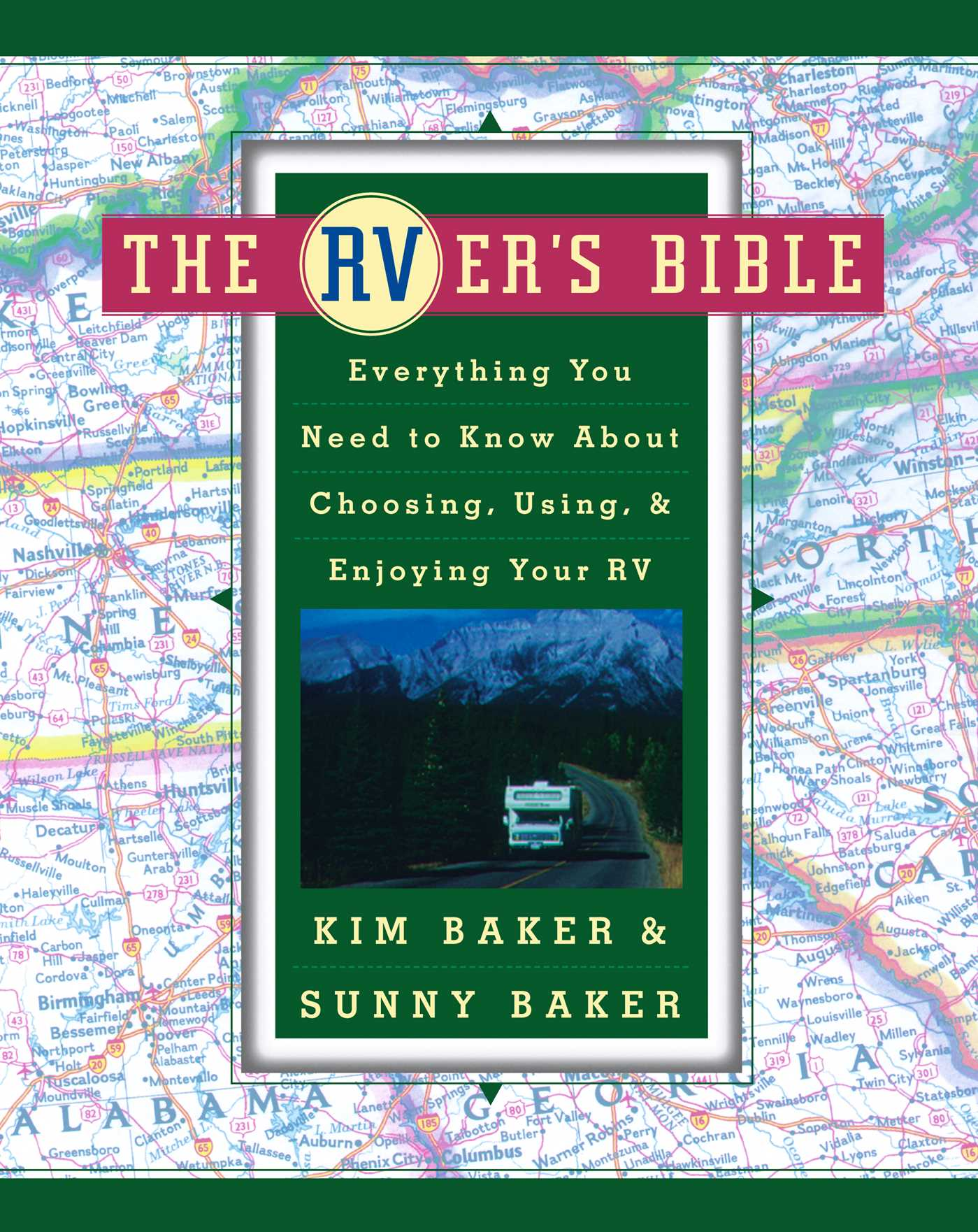 The rvers bible revised and updated 9781416552925 hr