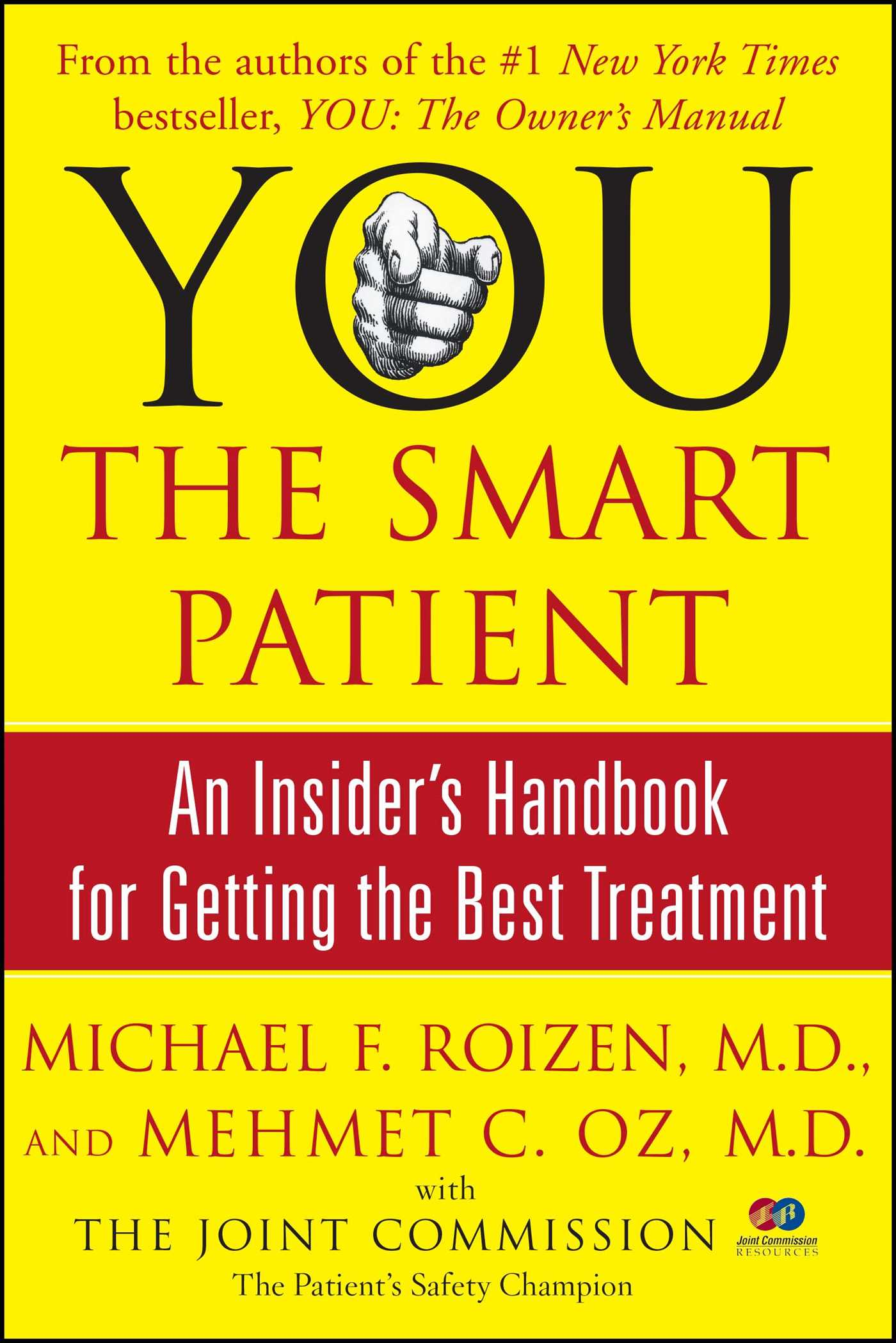 You the smart patient 9781416556817 hr