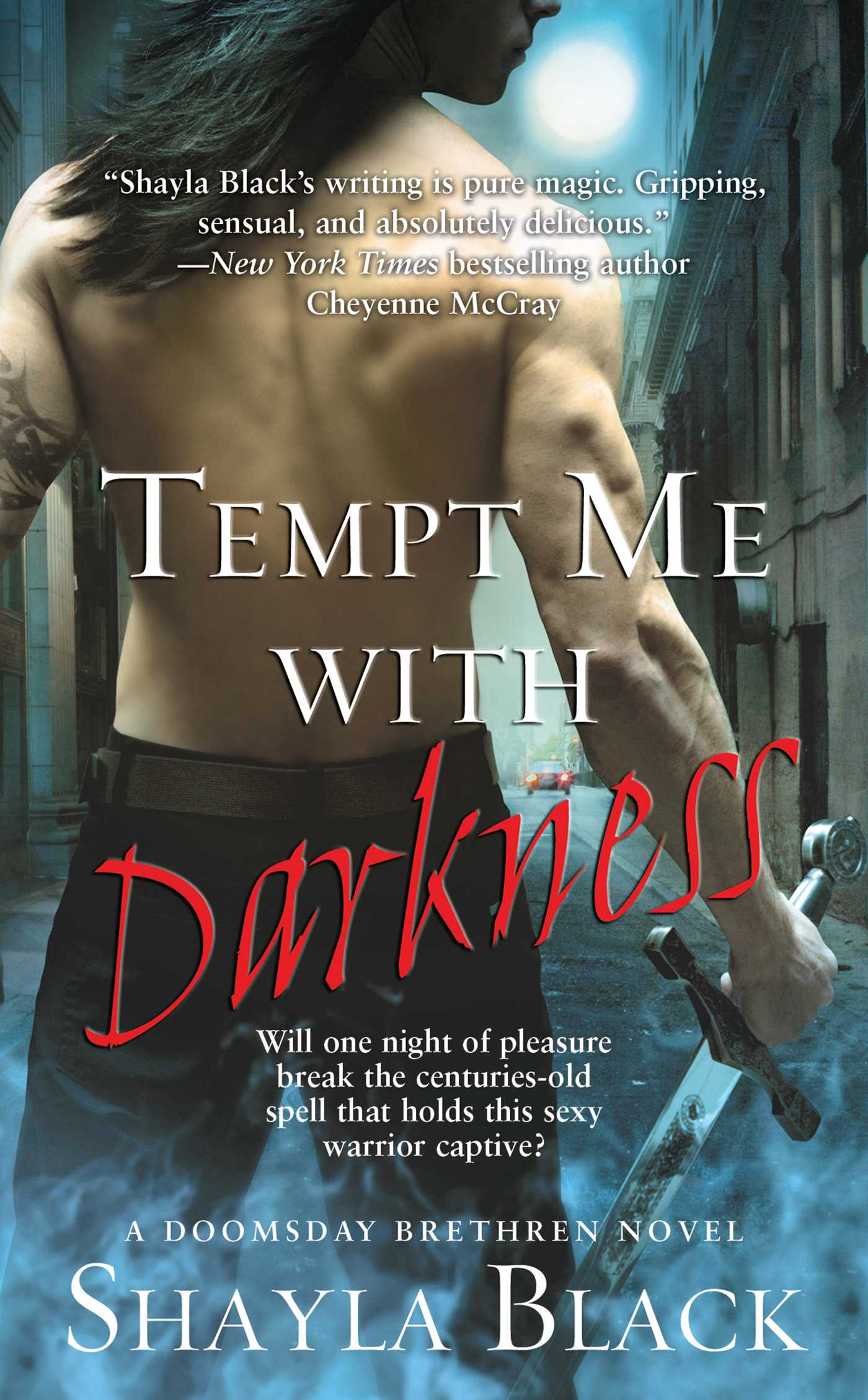Tempt me with darkness 9781416558583 hr