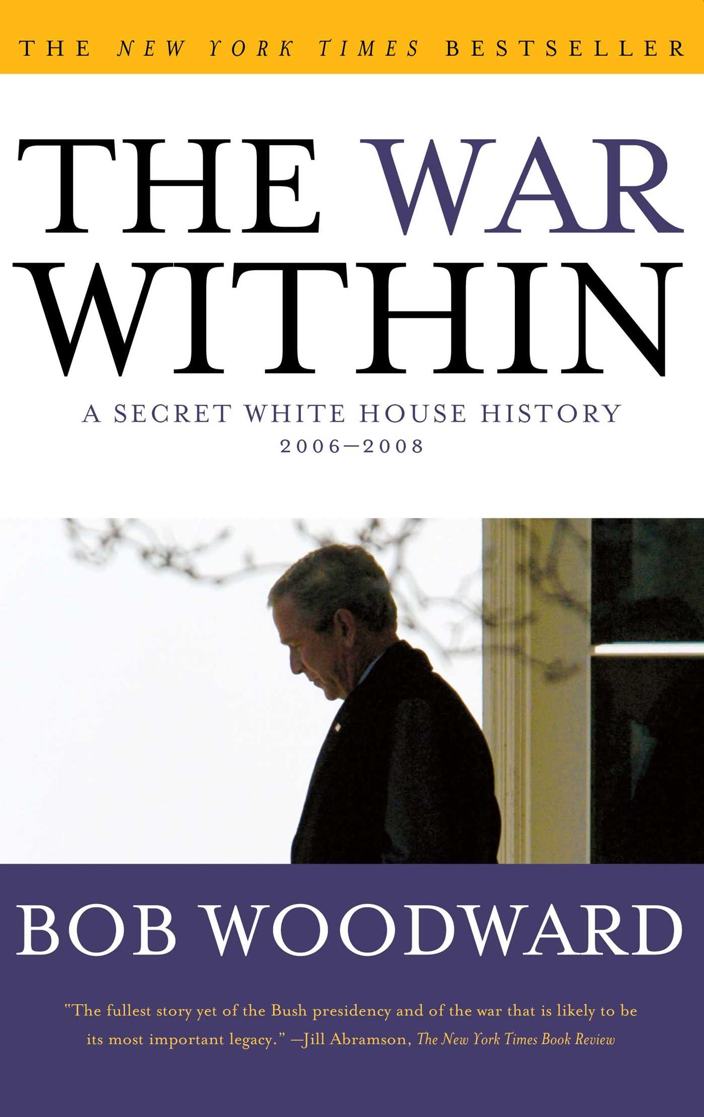 The war within 9781416560913 hr