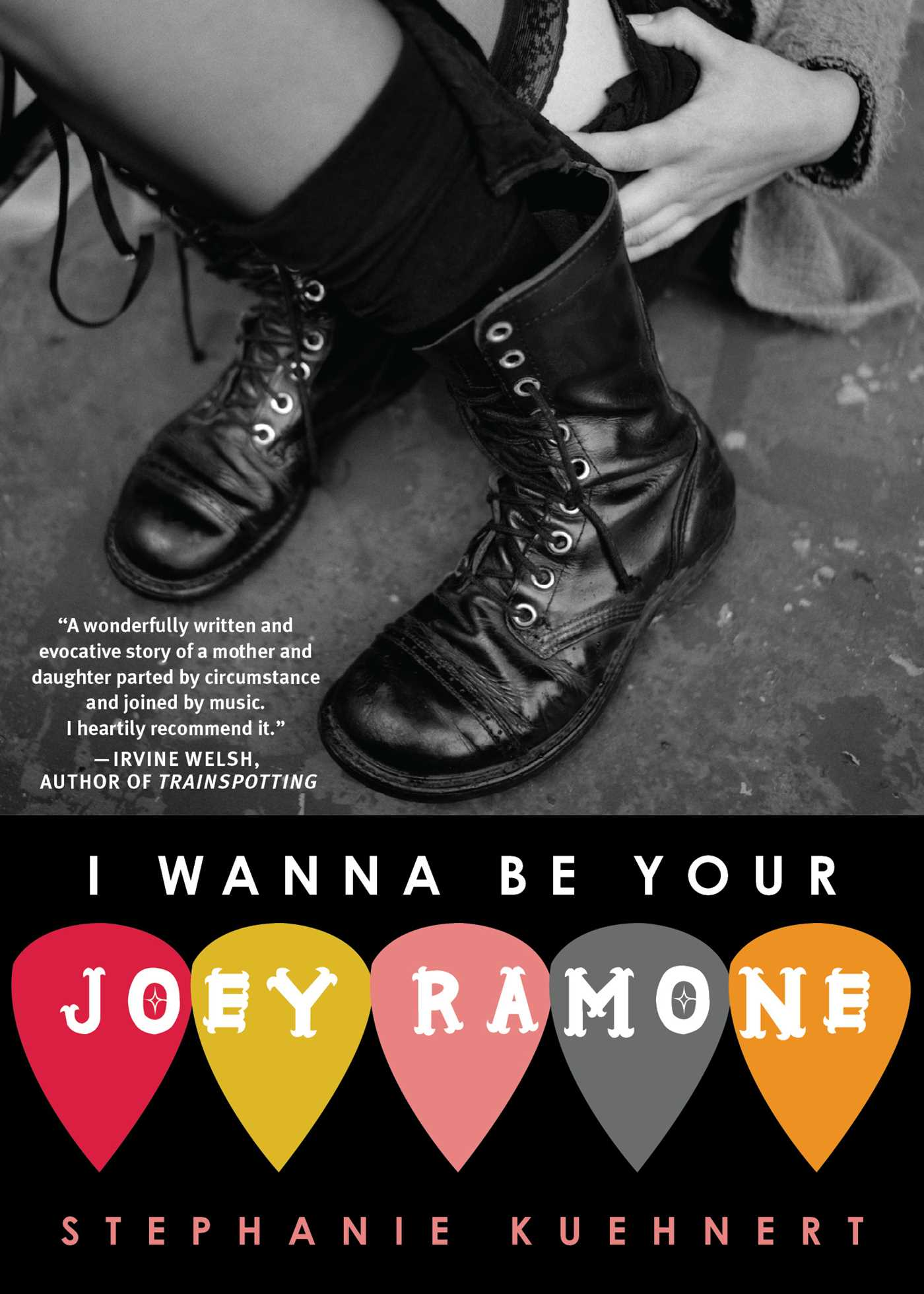 I wanna be your joey ramone 9781416562795 hr