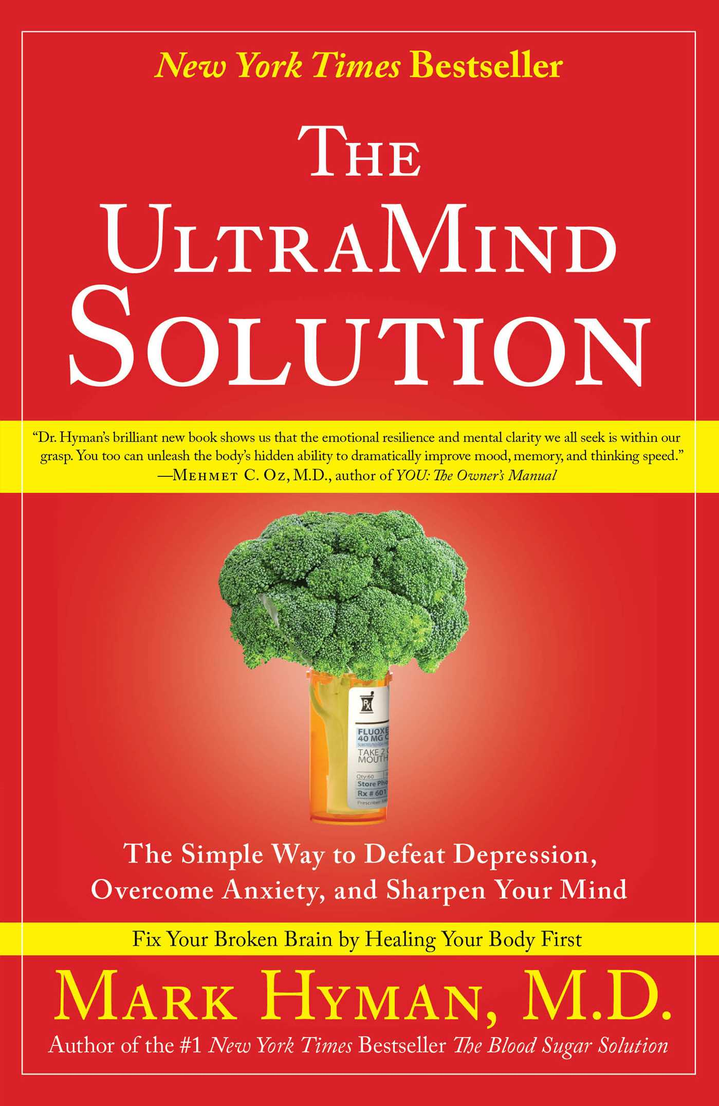 The ultramind solution 9781416566052 hr