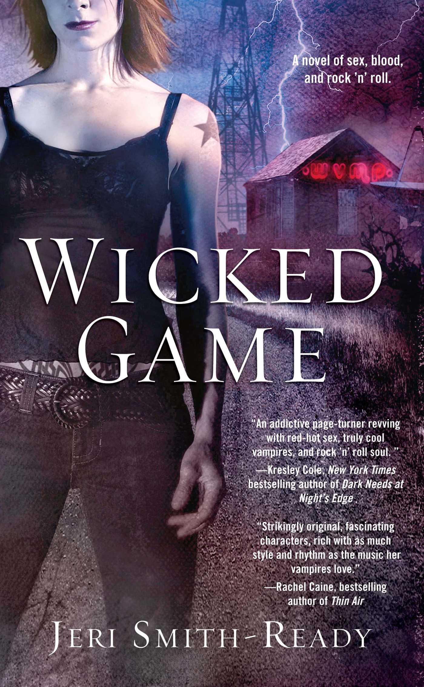 Wicked game 9781416566106 hr