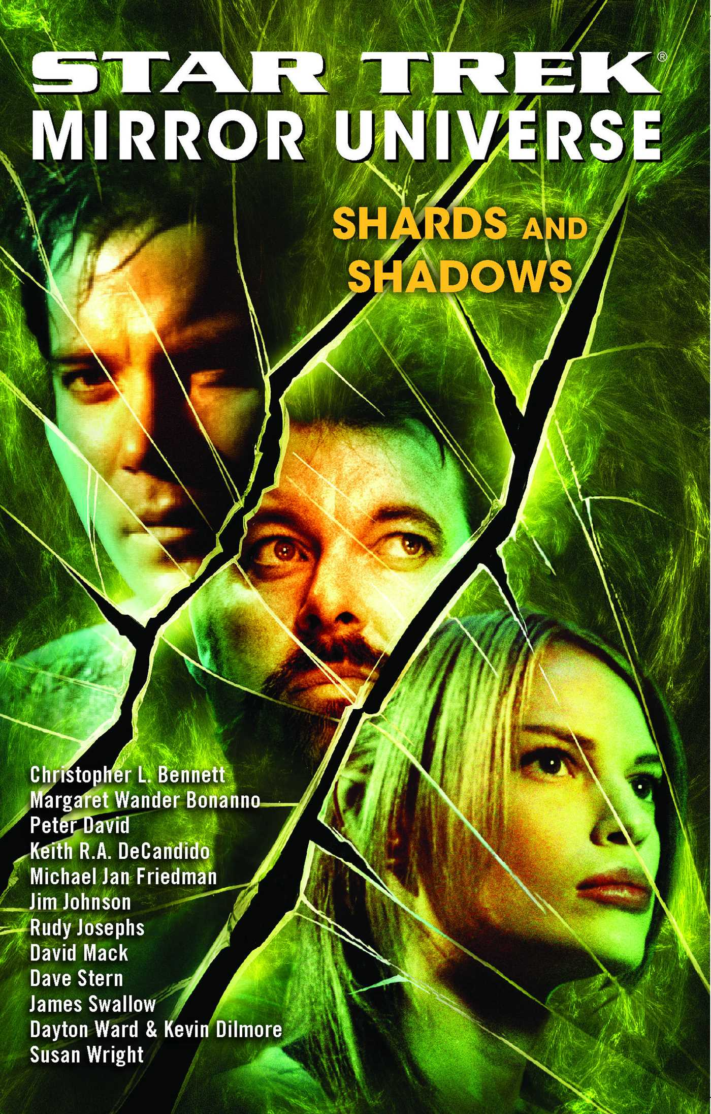 Star trek mirror universe shards and shadows 9781416566205 hr