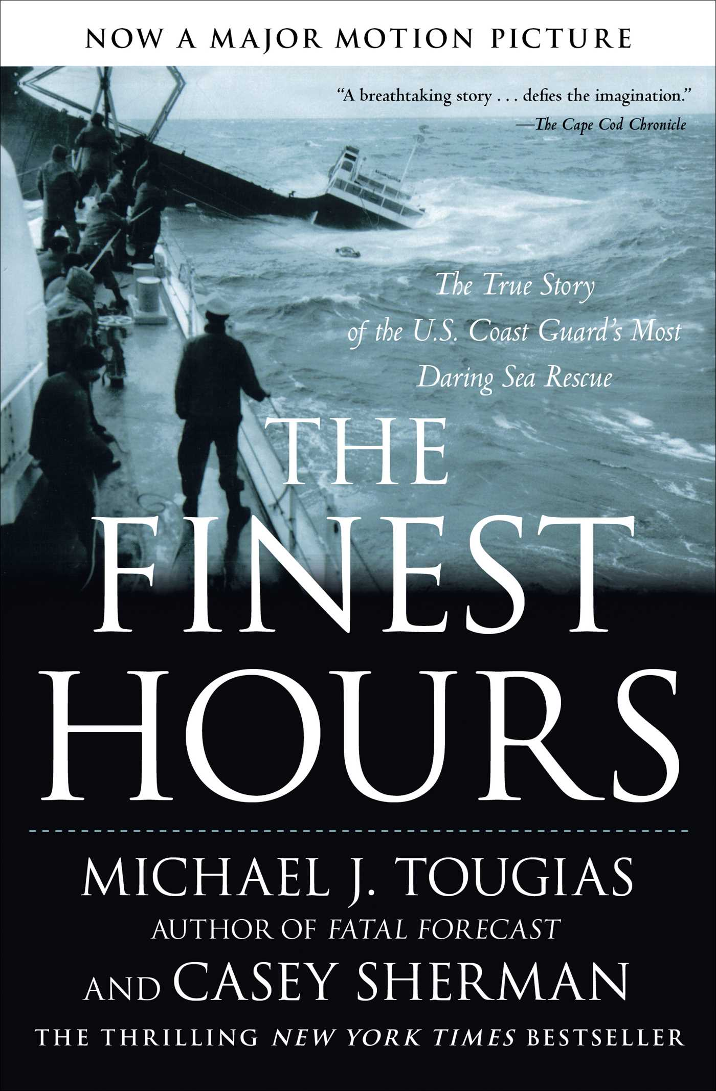 The finest hours 9781416567226 hr