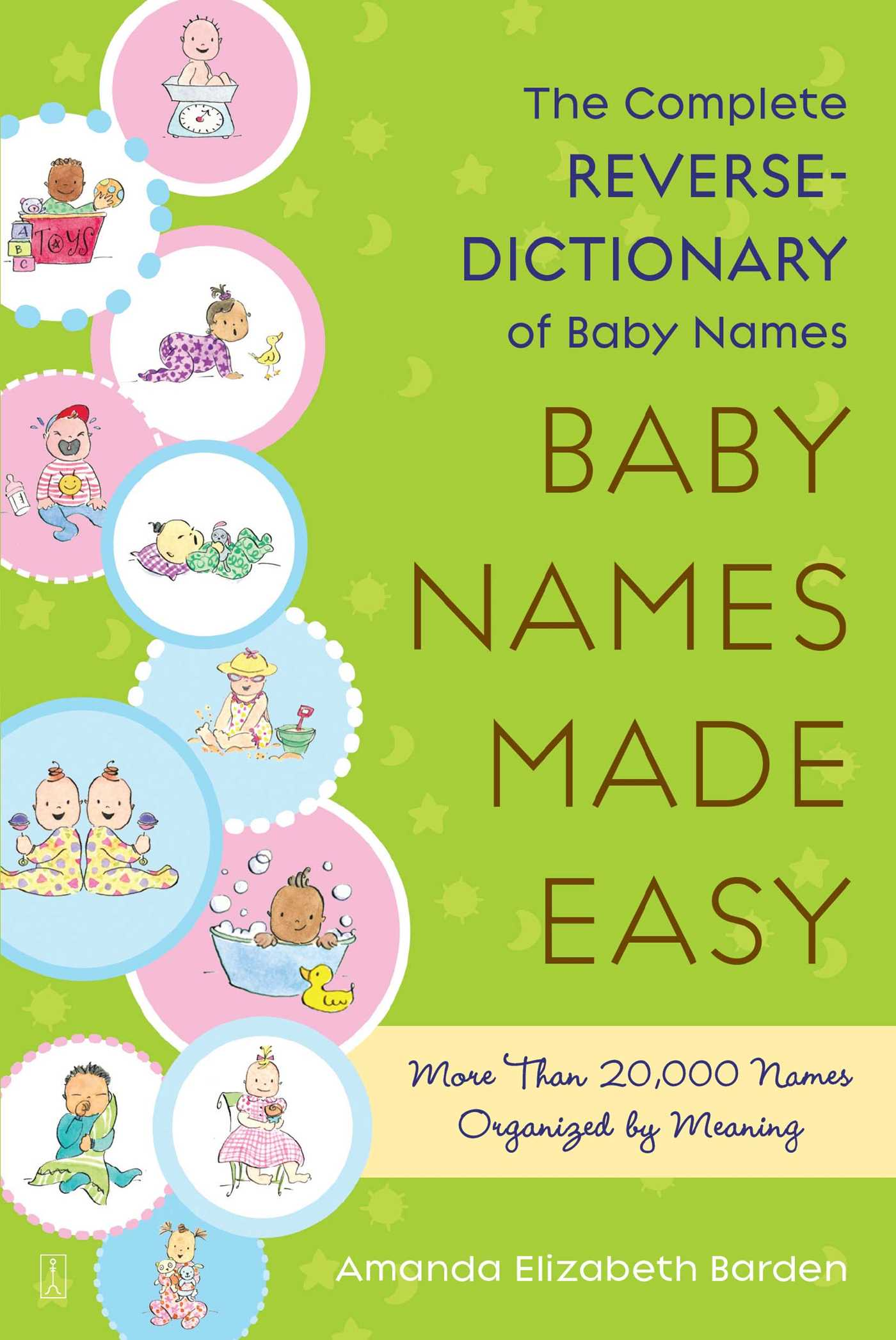 Baby Names Made Easy 9781416567479 Hr