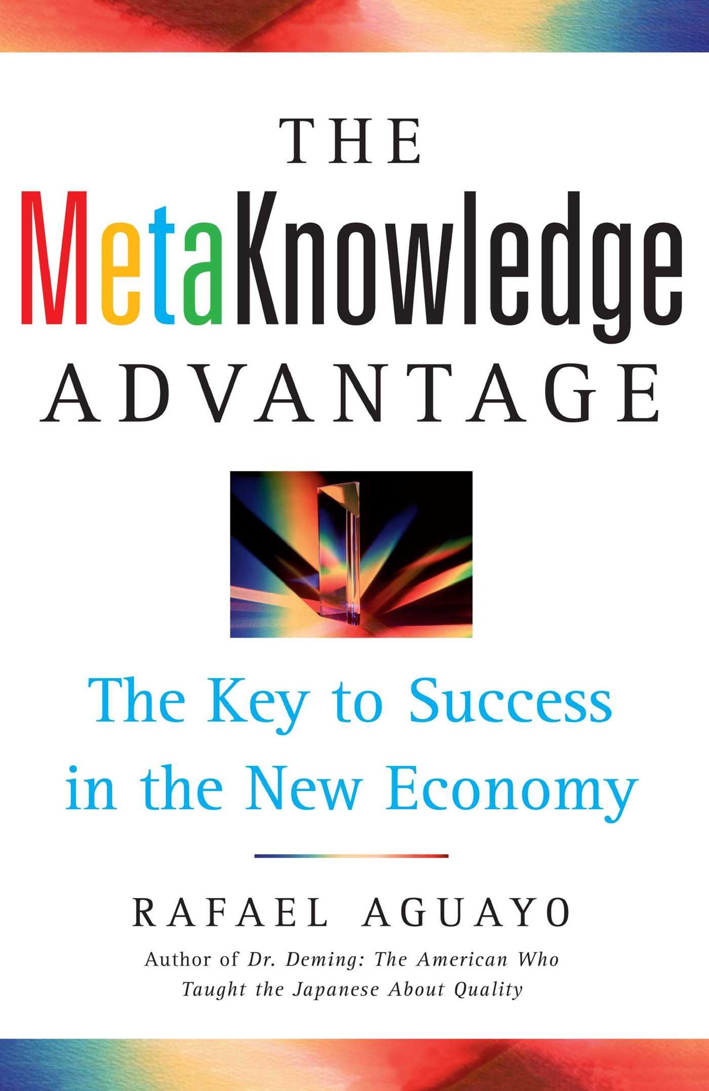 The metaknowledge advantage 9781416568285 hr