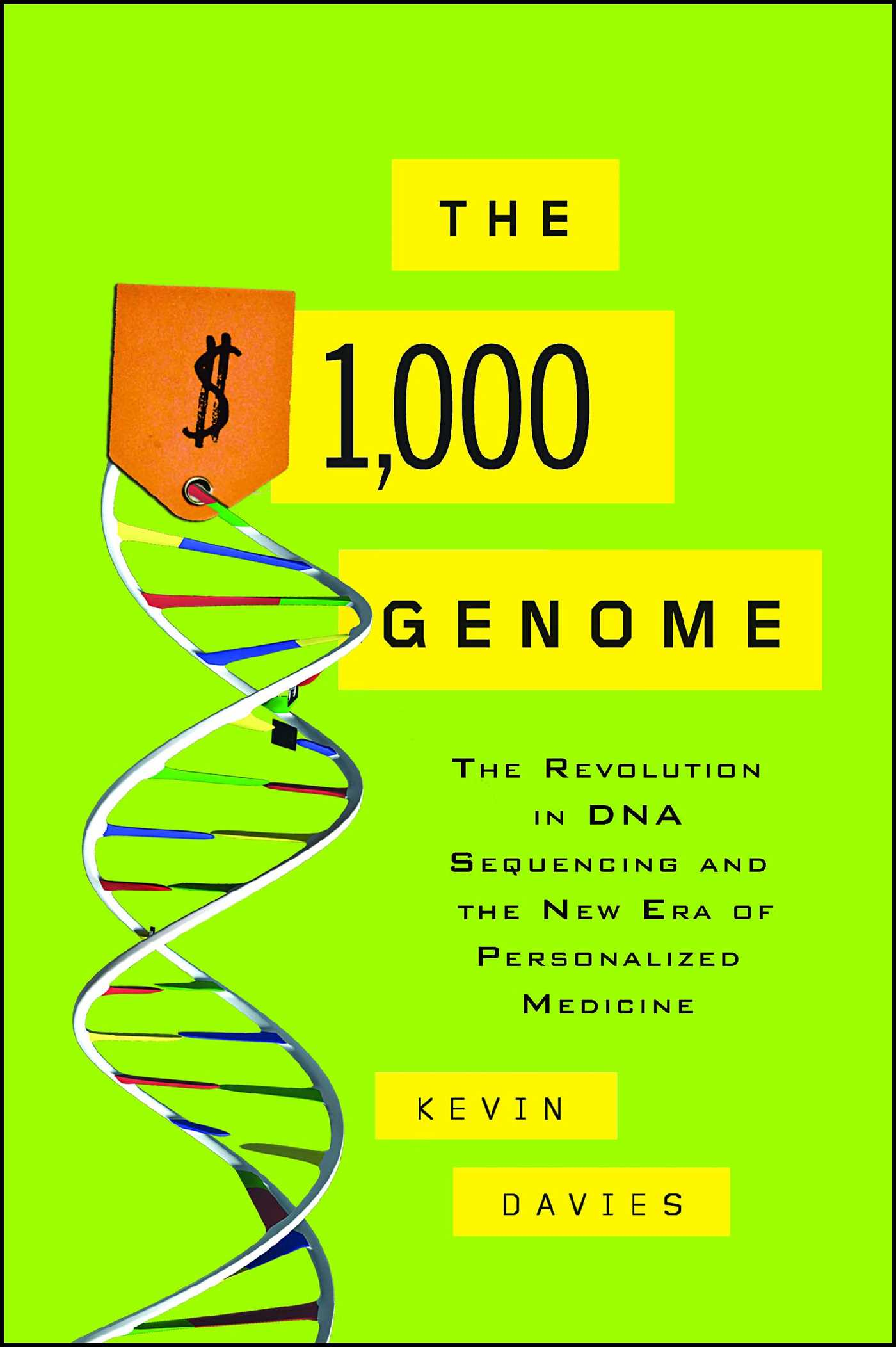 The 1 000 genome 9781416569619 hr