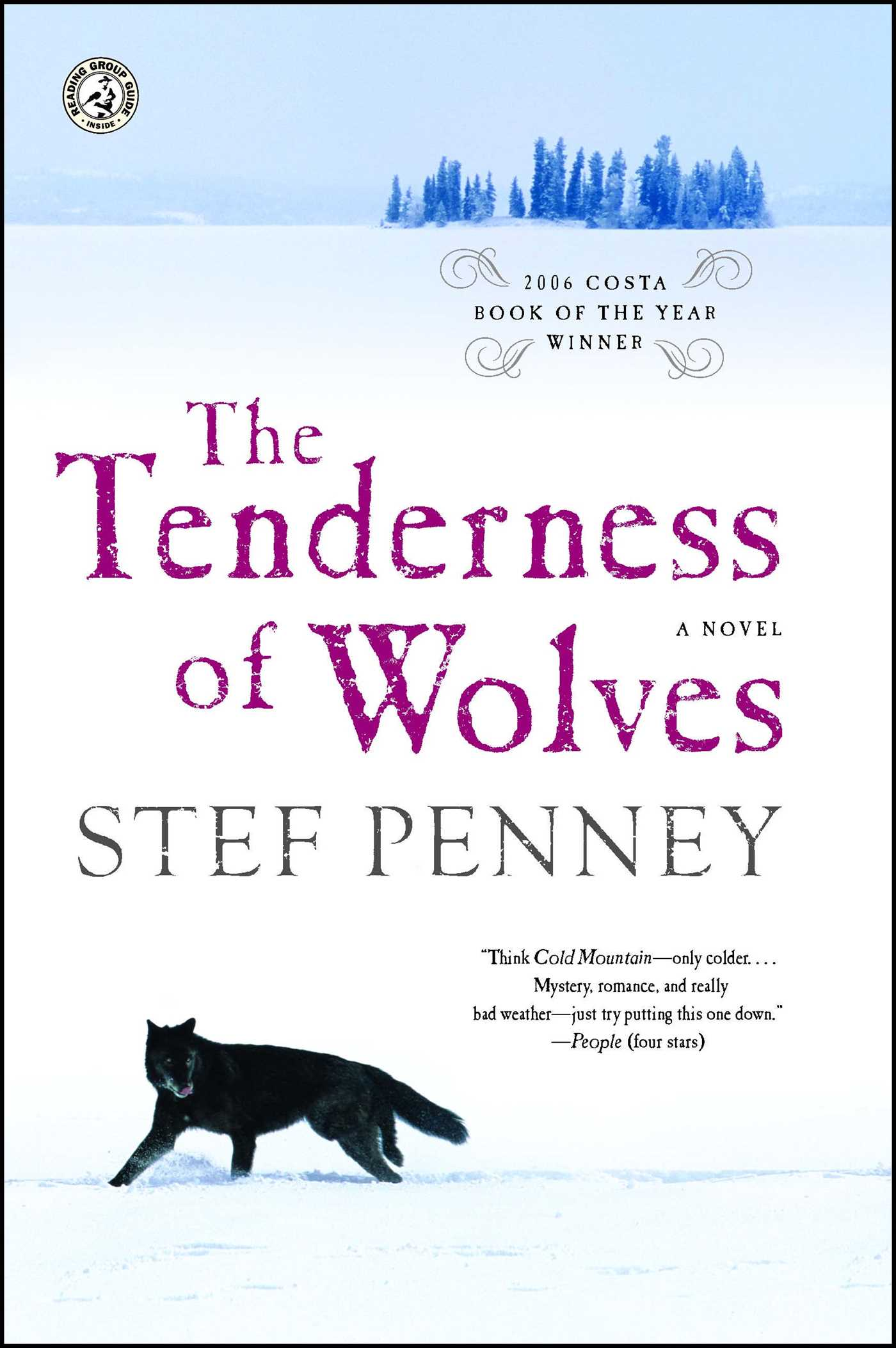 The tenderness of wolves 9781416571308 hr