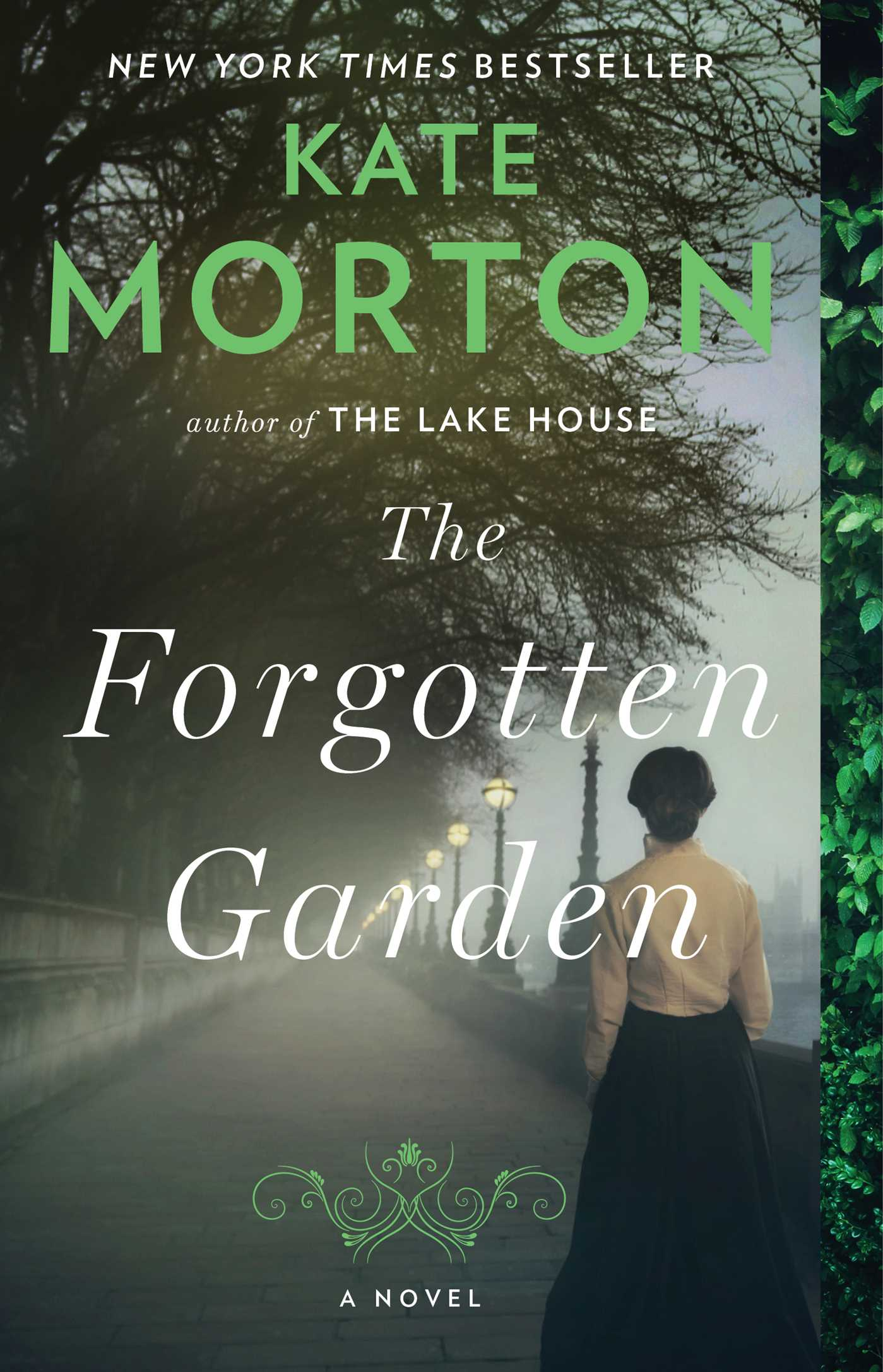The forgotten garden 9781416572060 hr