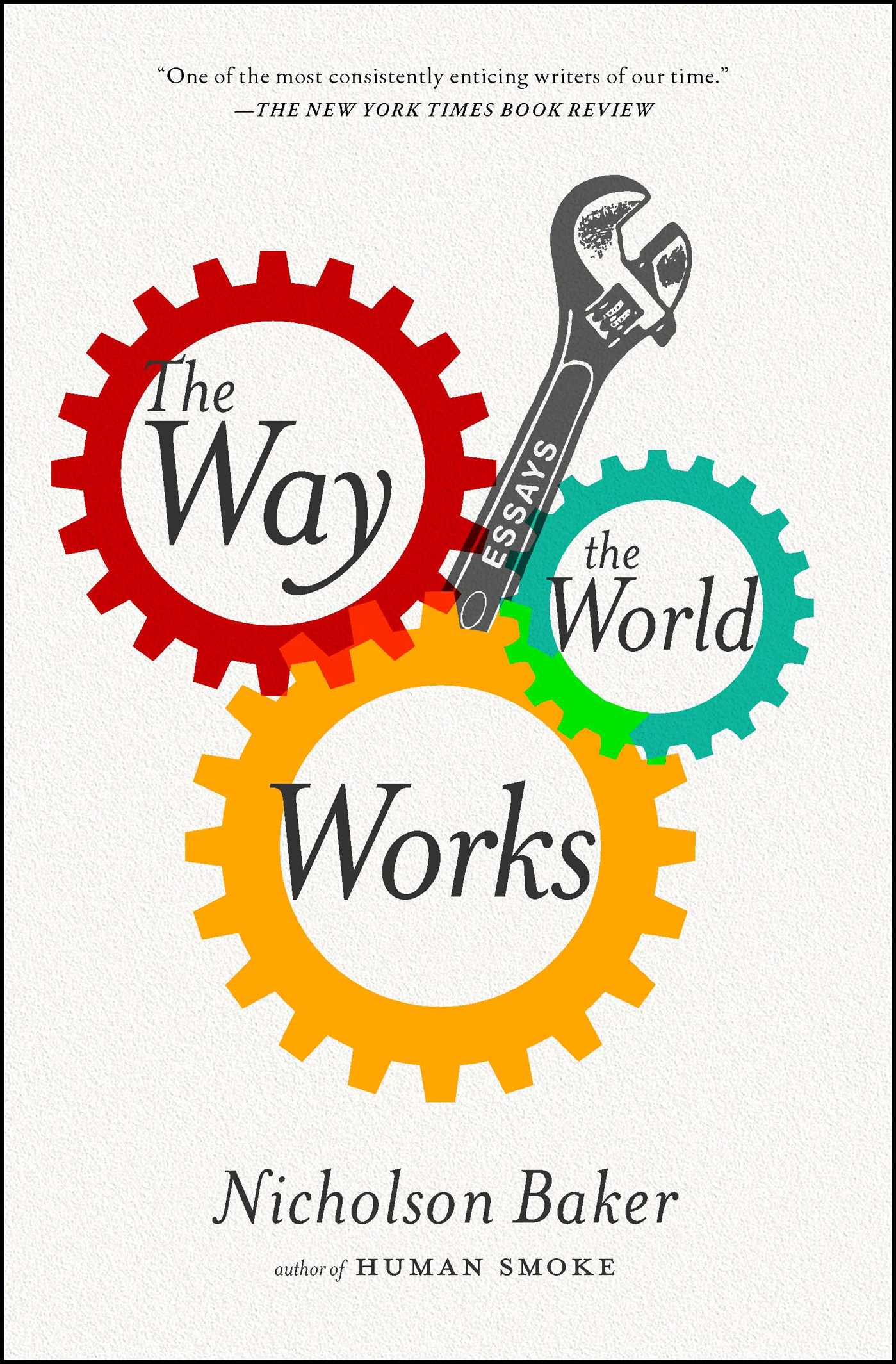 The way the world works 9781416572480 hr
