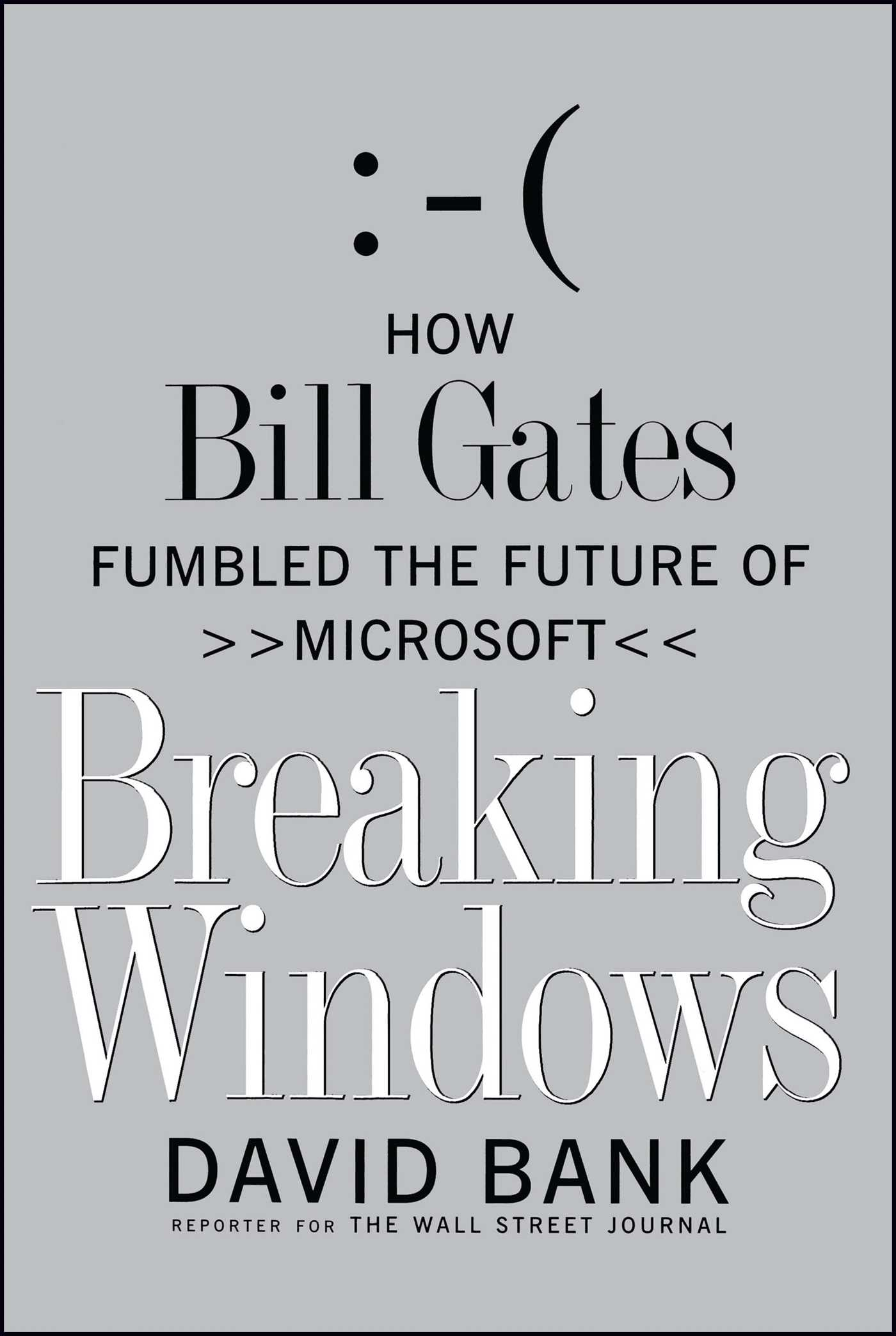 Breaking windows 9781416573258 hr