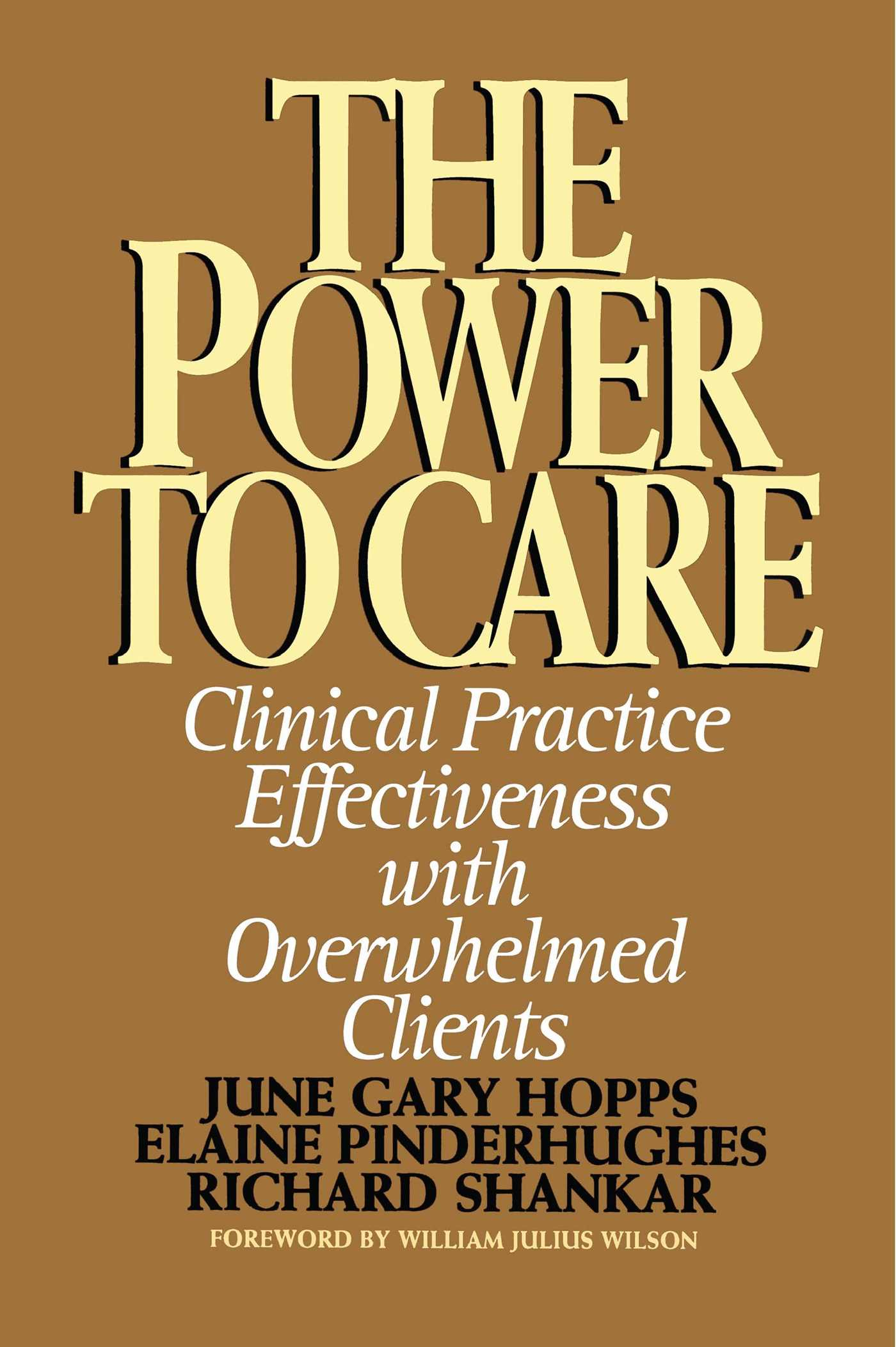 Power to care 9781416576389 hr