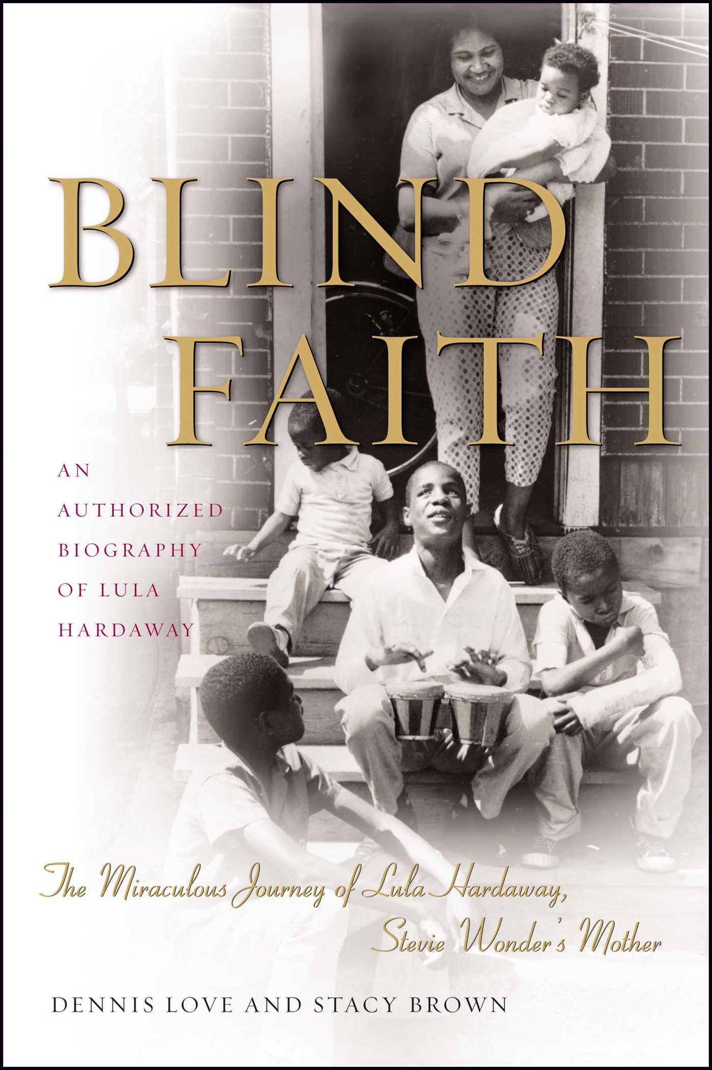 Blind faith 9781416577850 hr