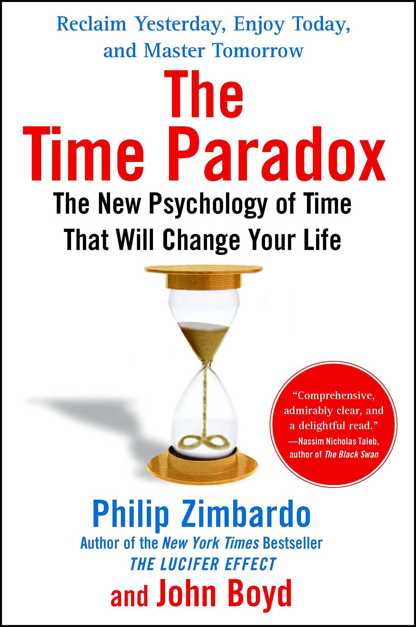 The time paradox 9781416579748 hr