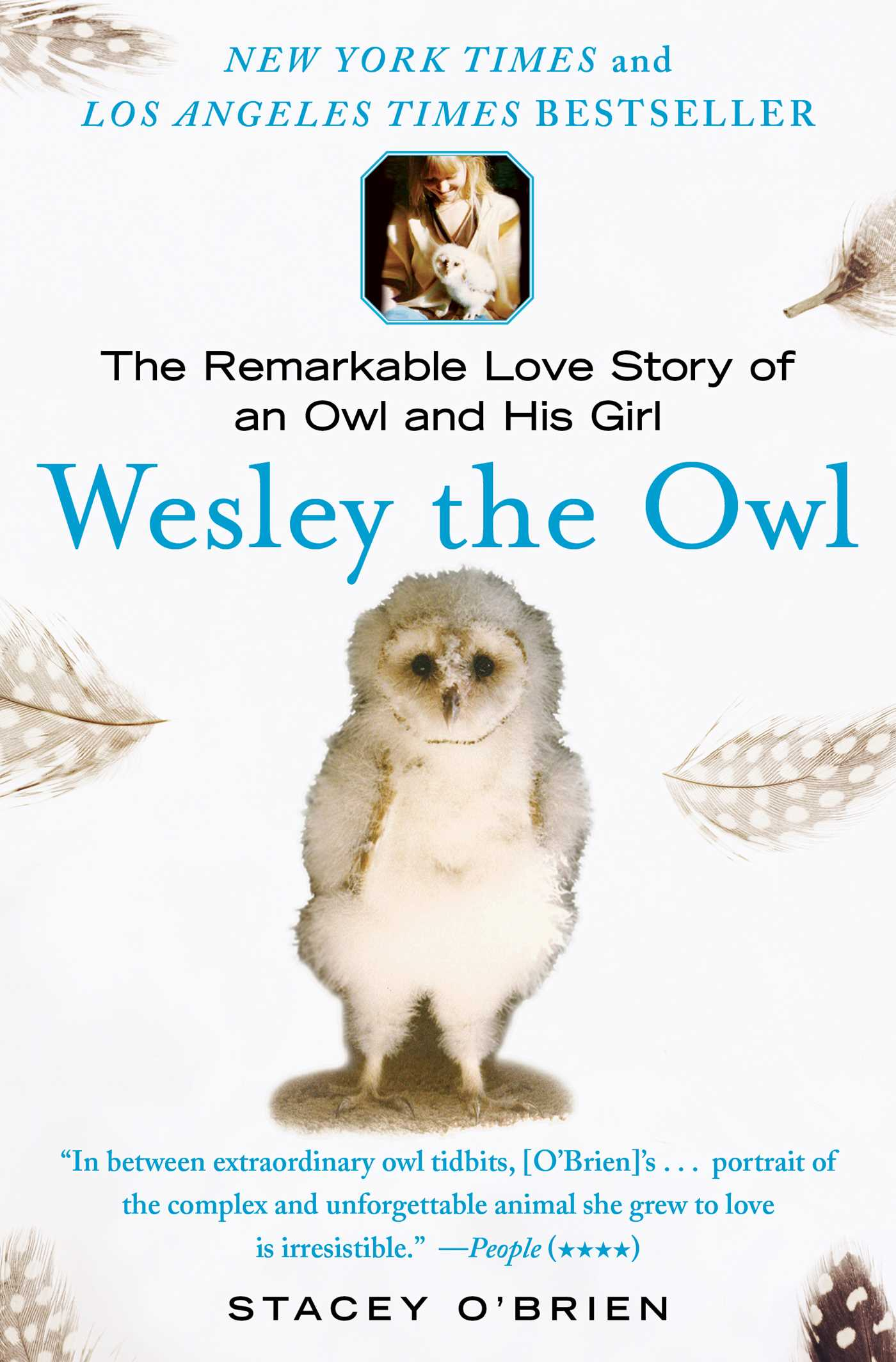 Wesley the owl 9781416579816 hr